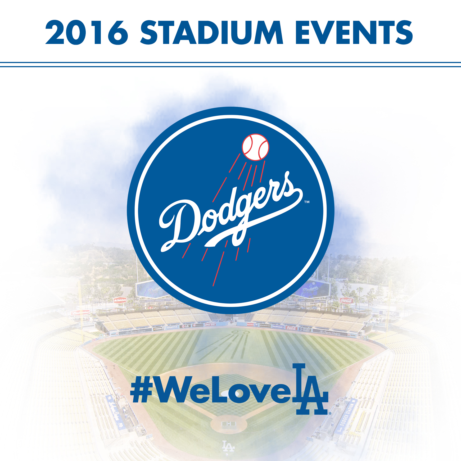 2016 Stadium Events