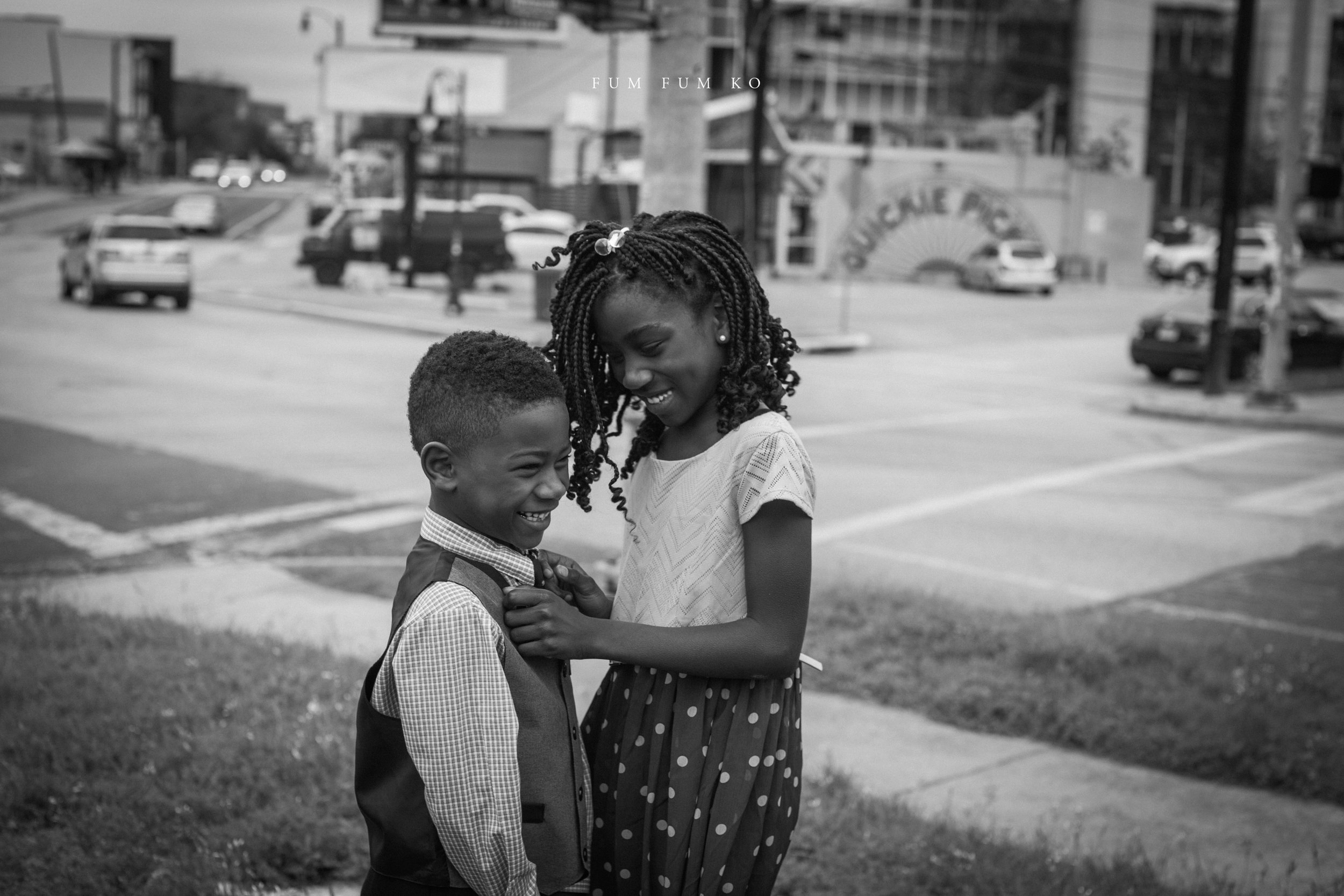 Kids -   EAST LIKE I KNEW IT TO BE  - PART 2 -  Amani & Maurice