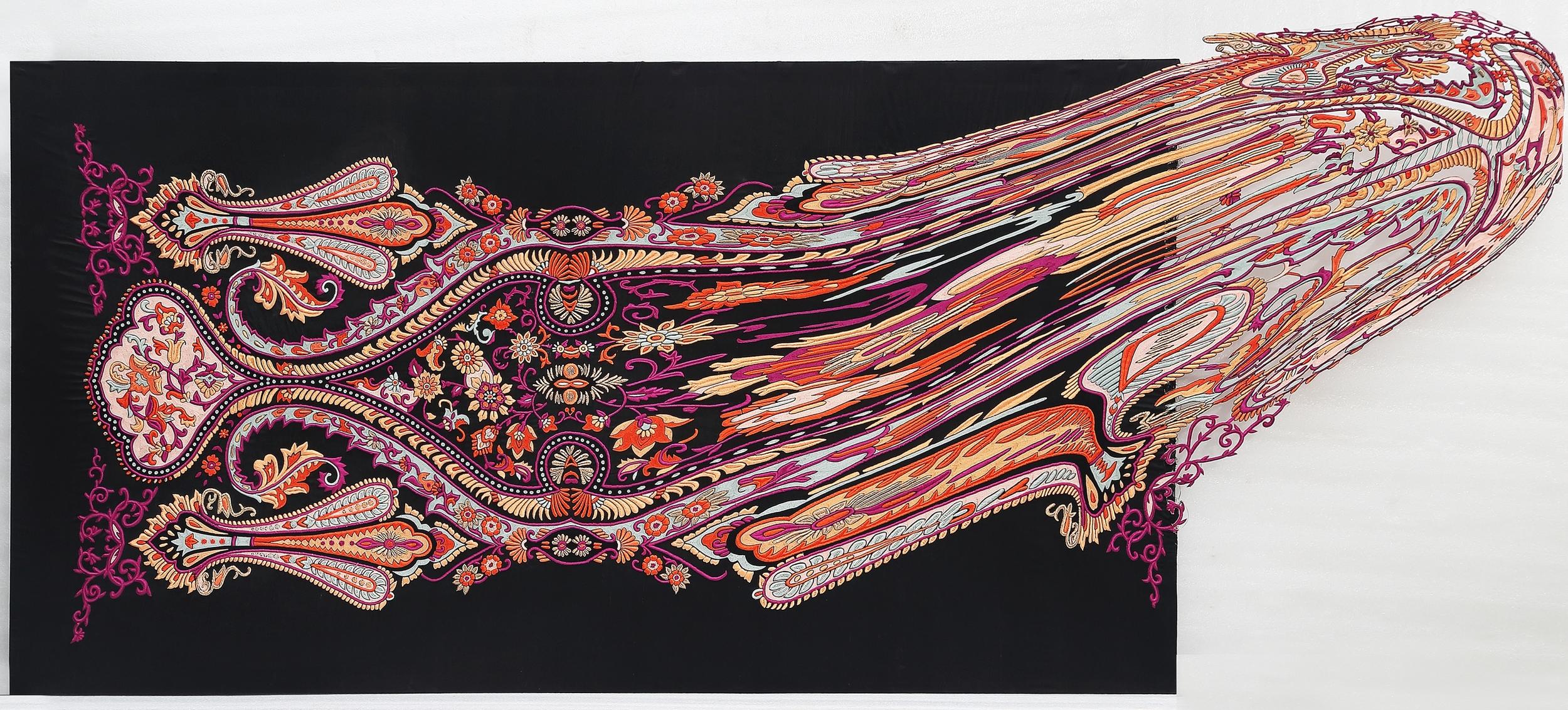 Imbroidery Out. Faig Ahmed, 2015. Image Courtesy of Faig Ahmed Studio 5,05 MB.JPG