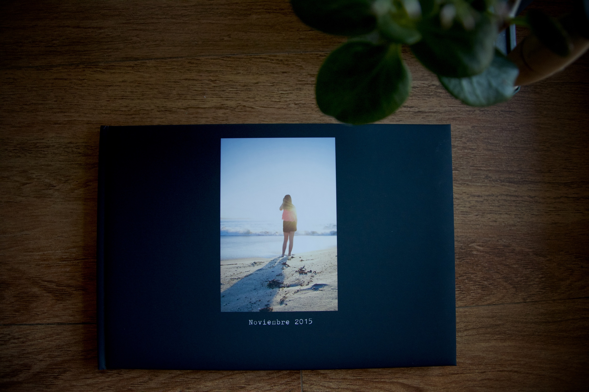 Album sesión fotos 1