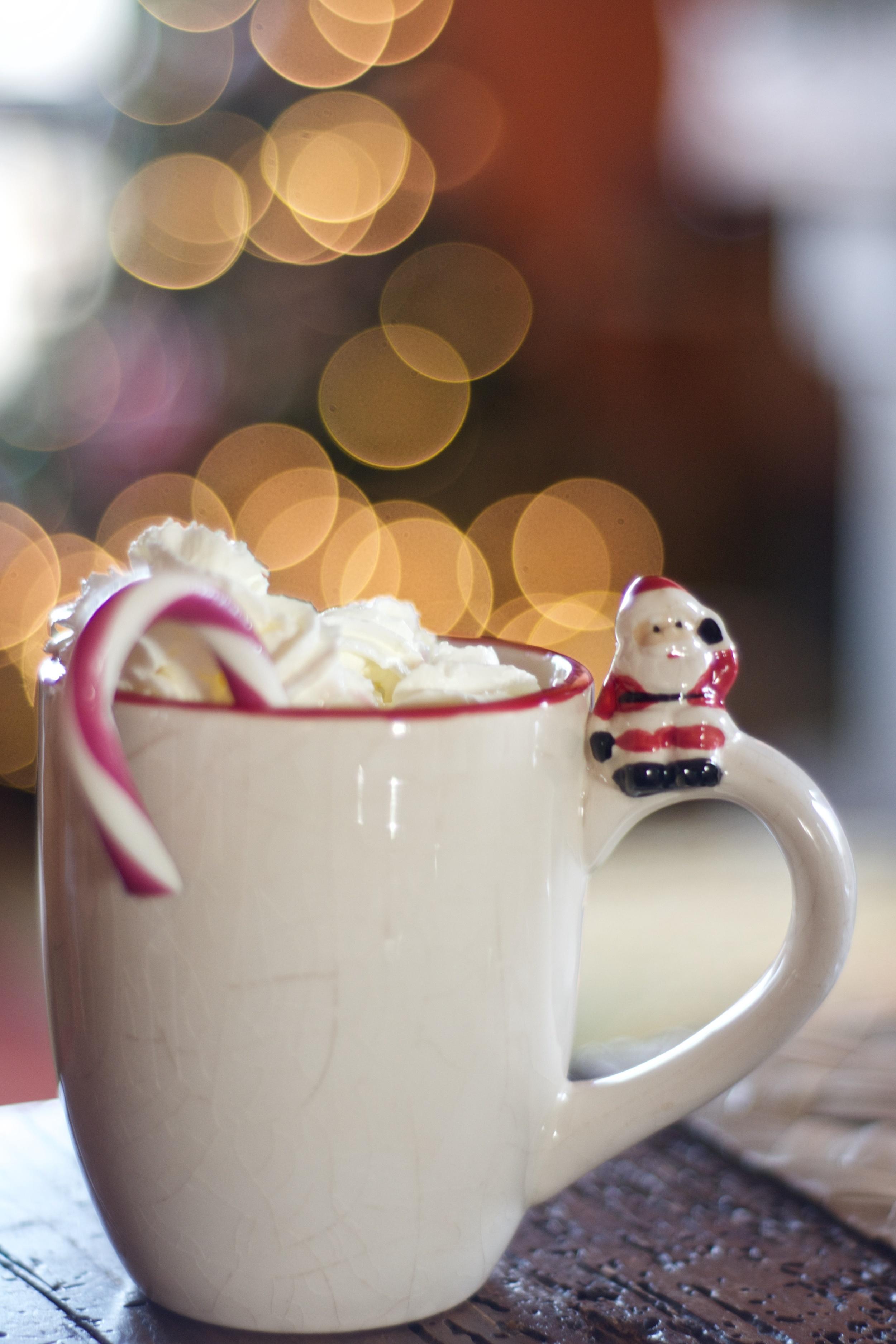 ¿Qué mejor manera de empezar el año que con un buen chocolate con nata?
