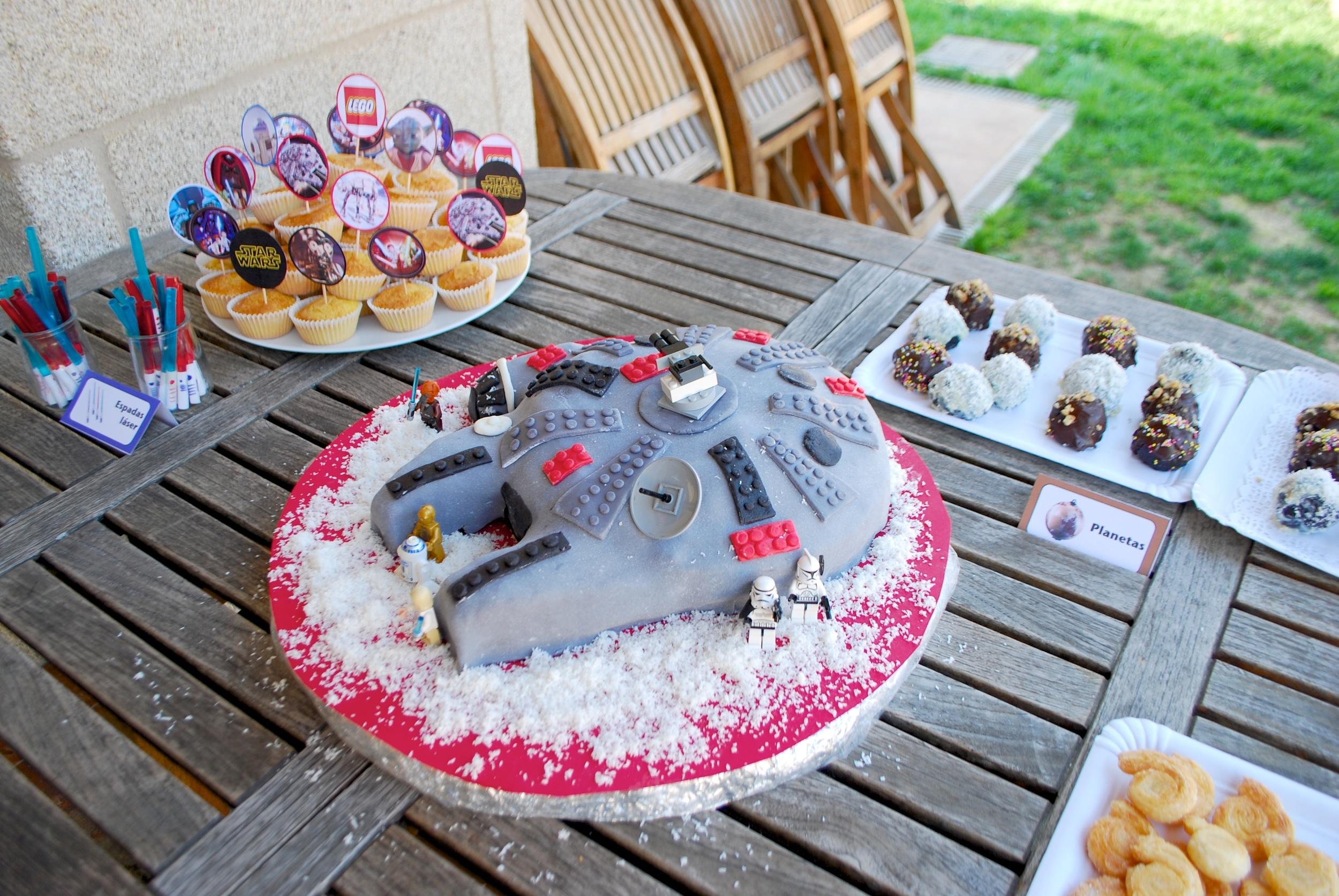 Fiesta Lego Star Wars