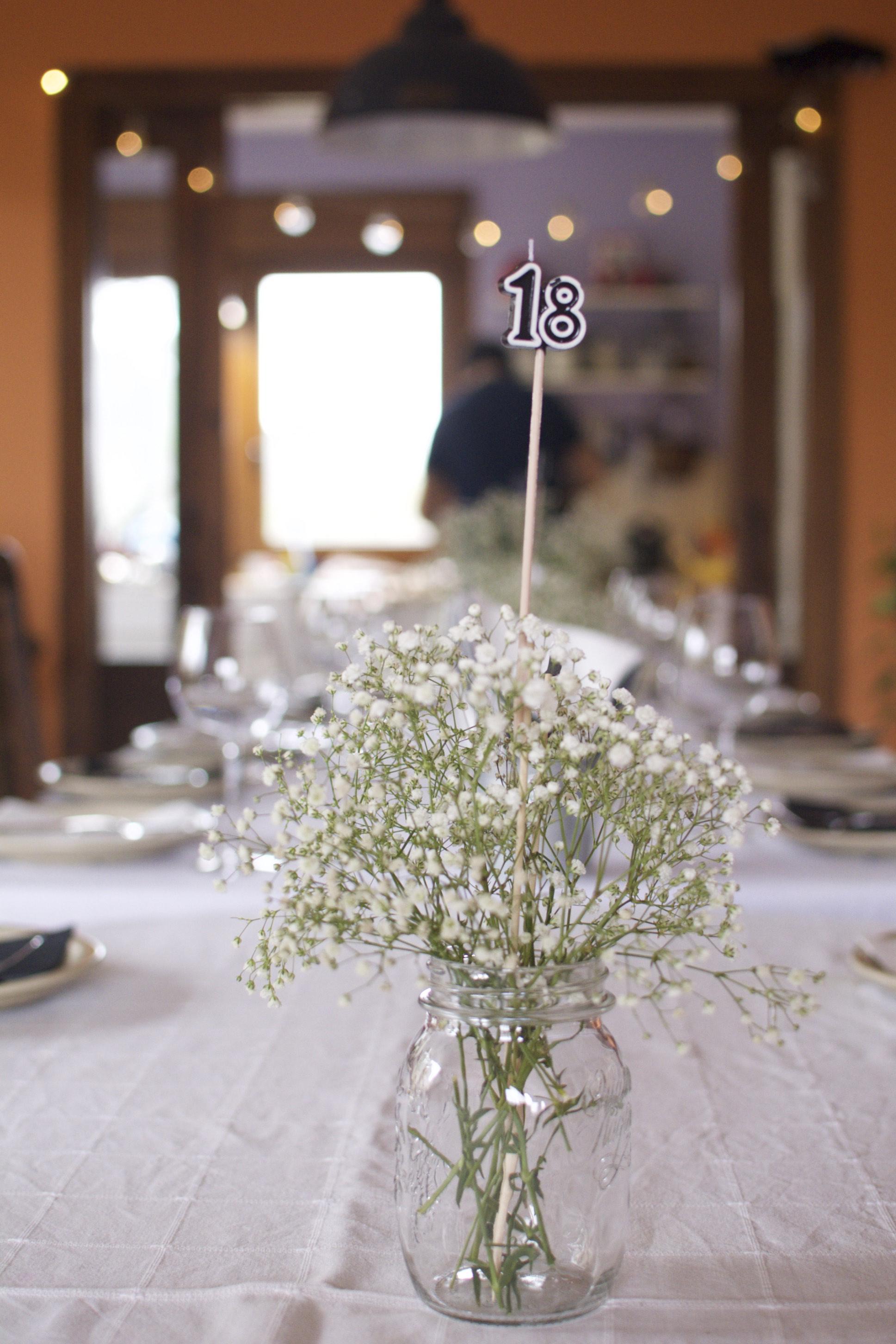 Fiesta 18 cumpleaños