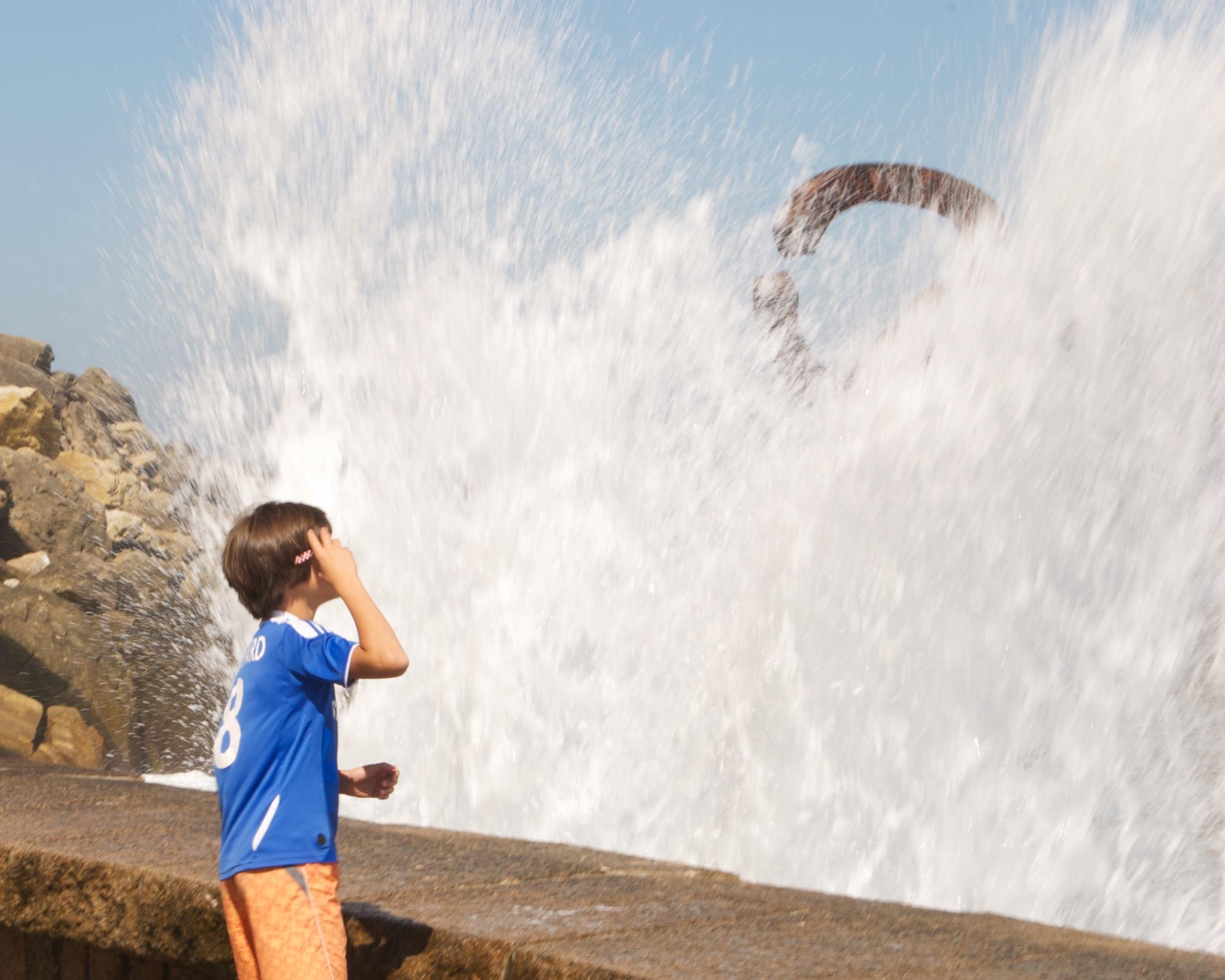 Donostia El Peine de los Vientos