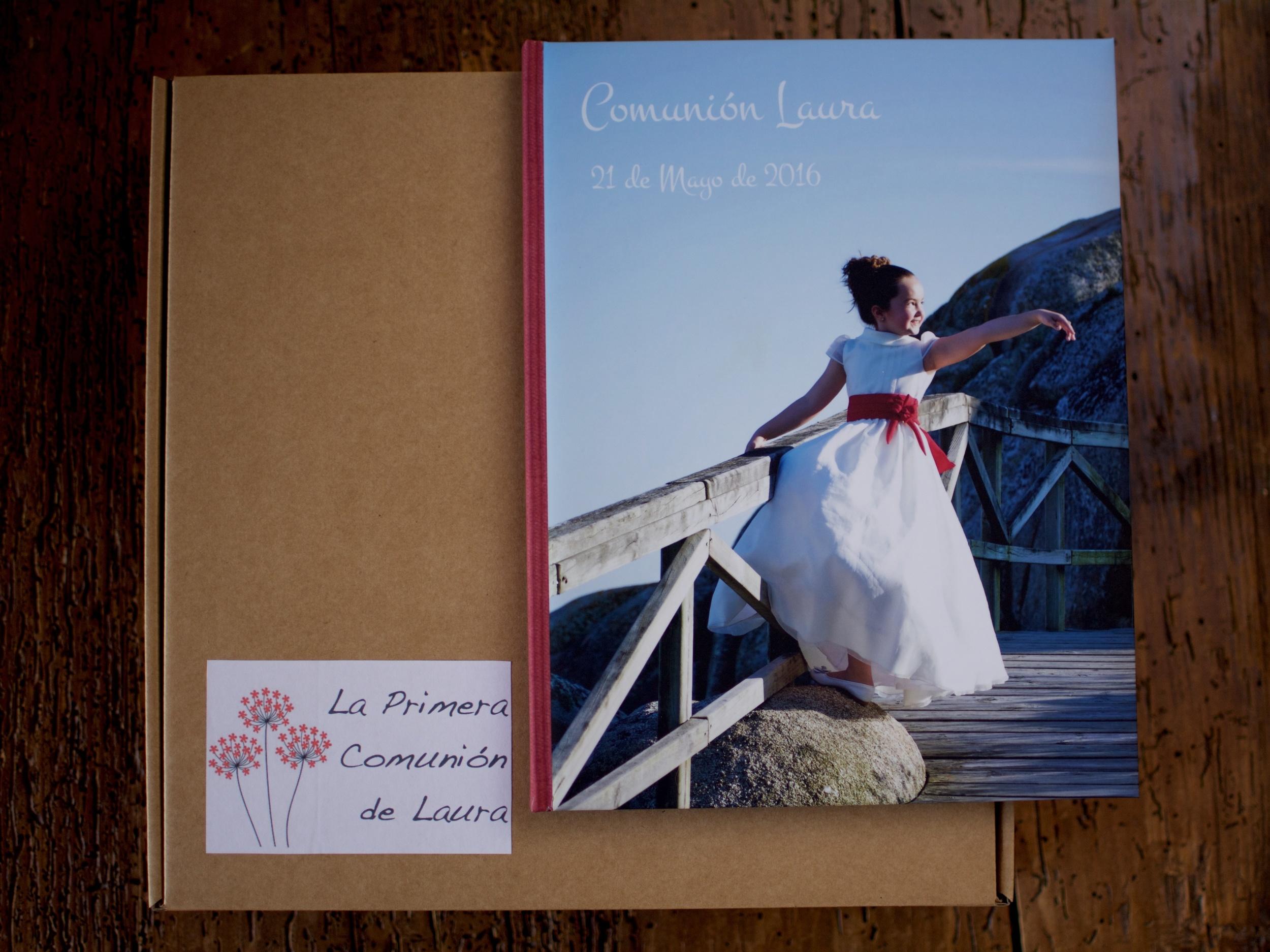 Presentacion Album Comunión