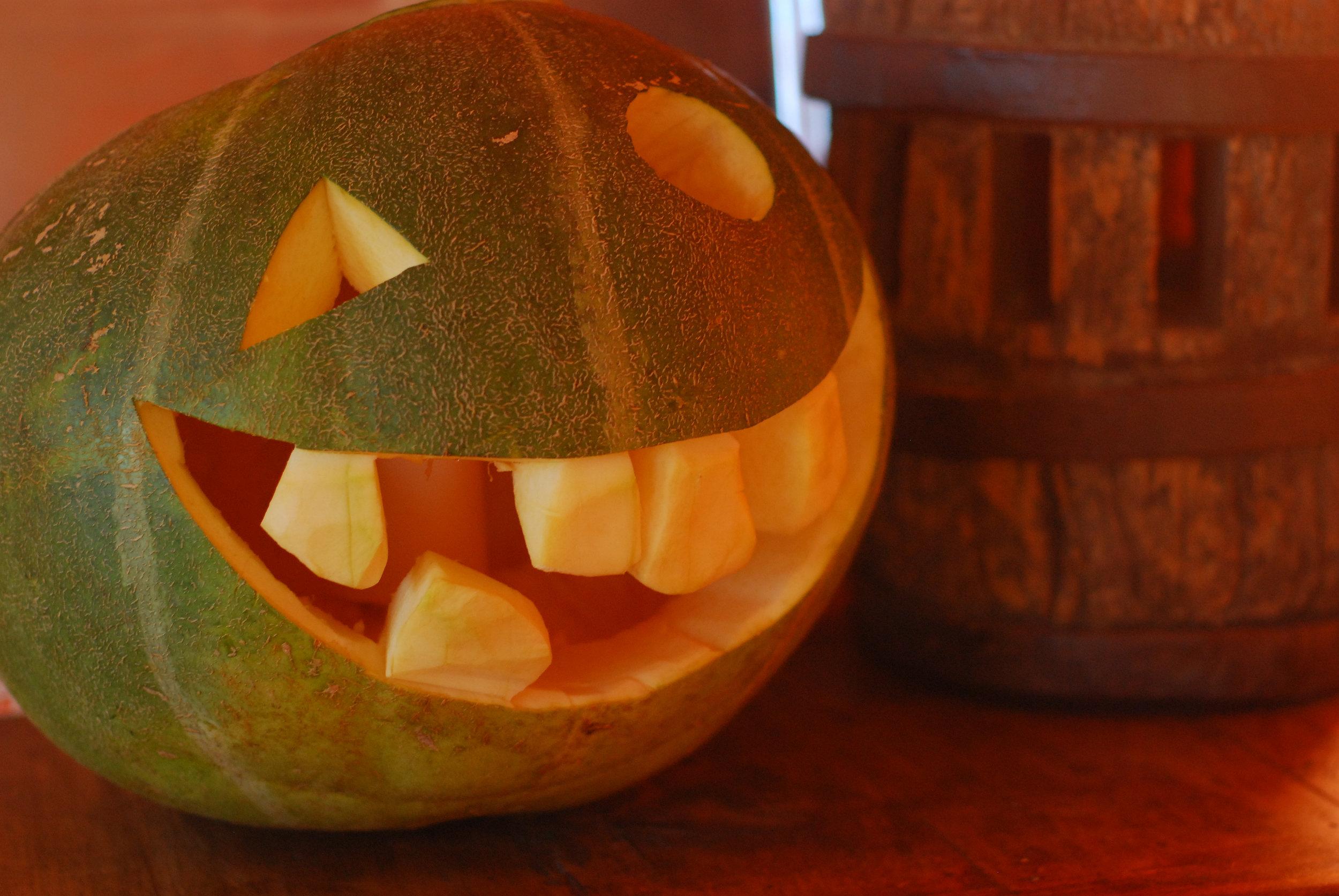 Decoracion Samain Halloween