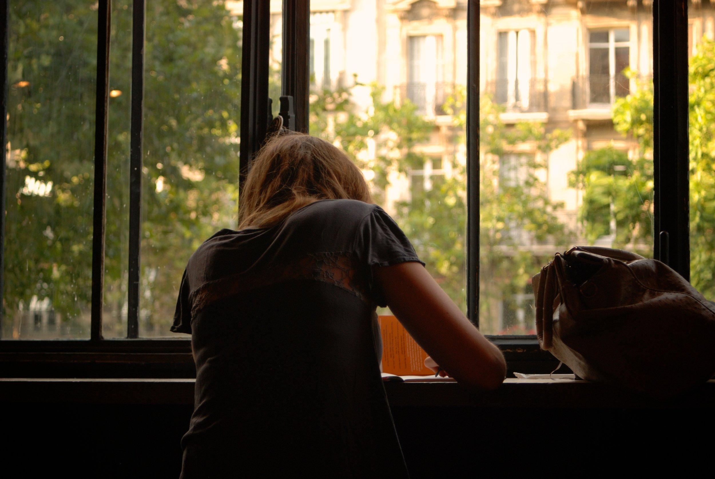 Una ventana en Paris