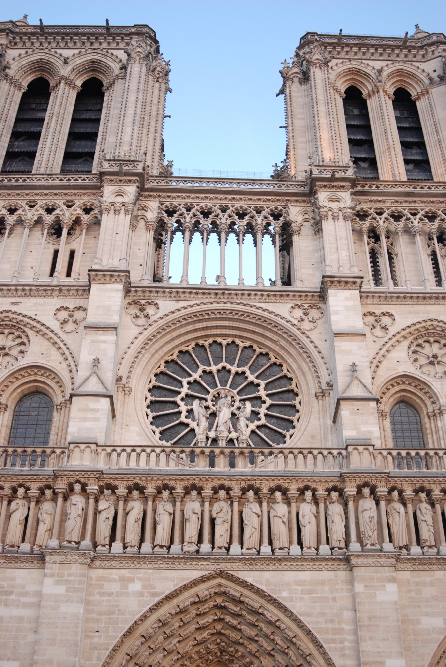 Catedral Notre Dame. Paris