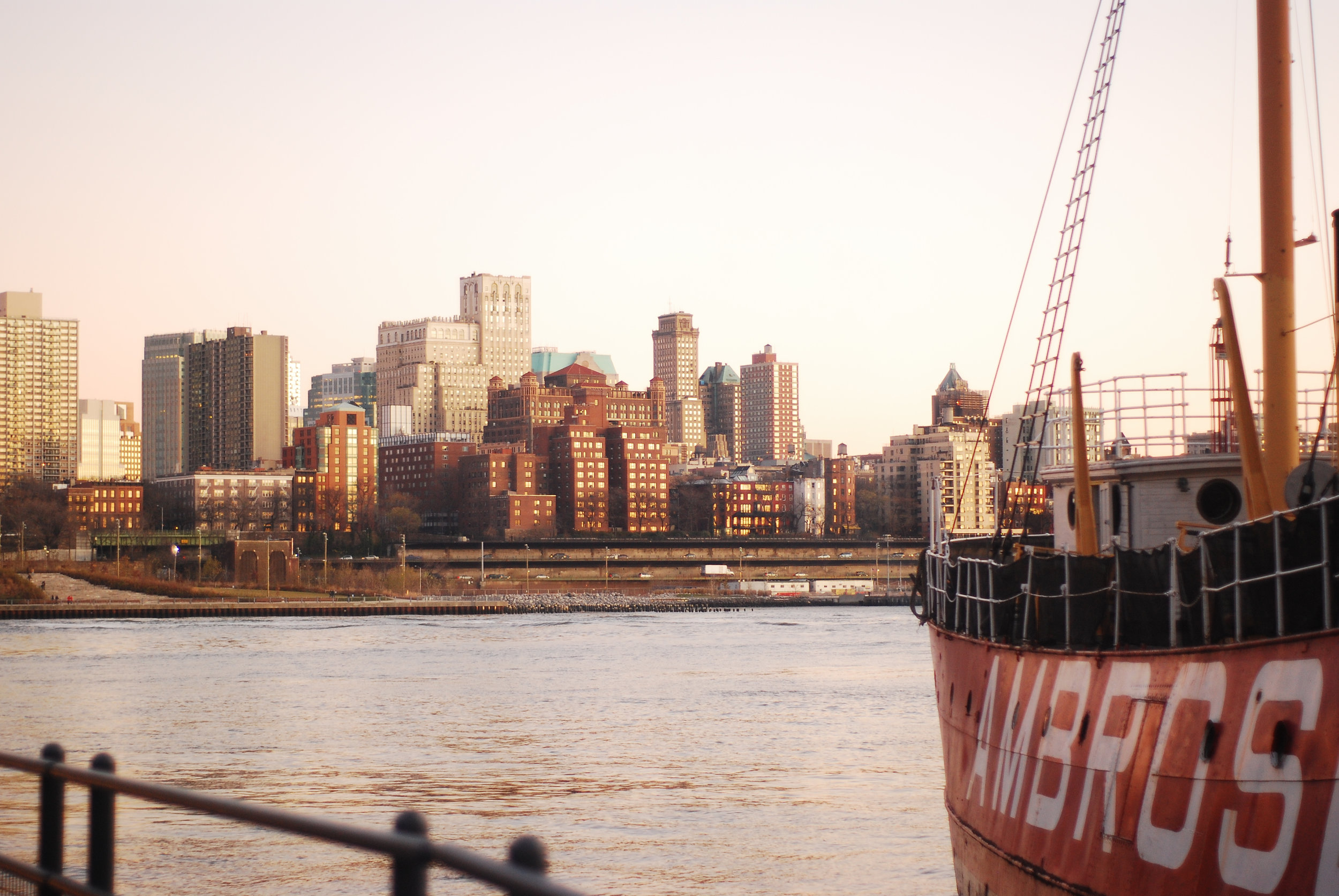 Brooklyn desde el Pier17