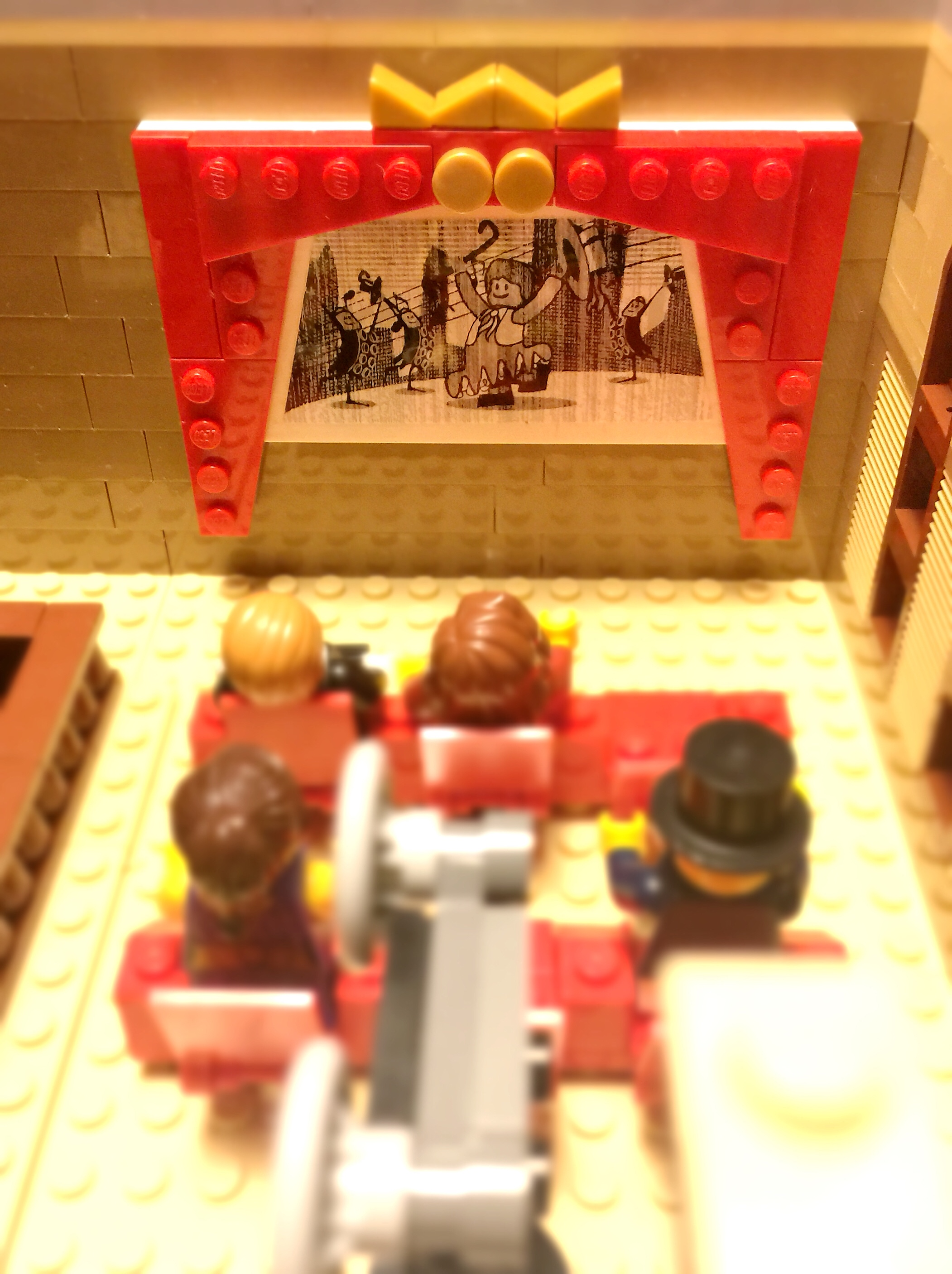 Cine LEGO