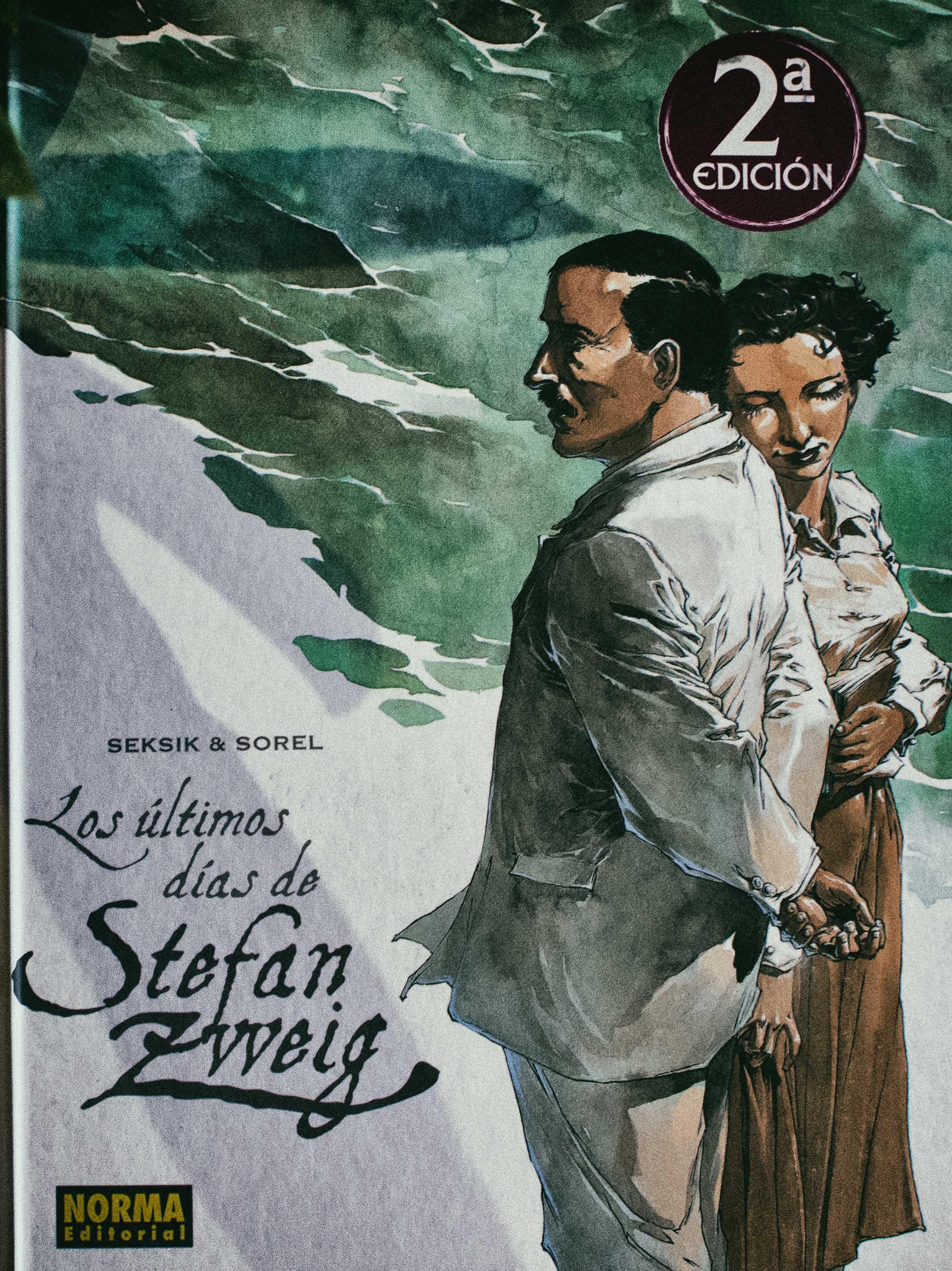 Los últimos dias de Stefan Zweig