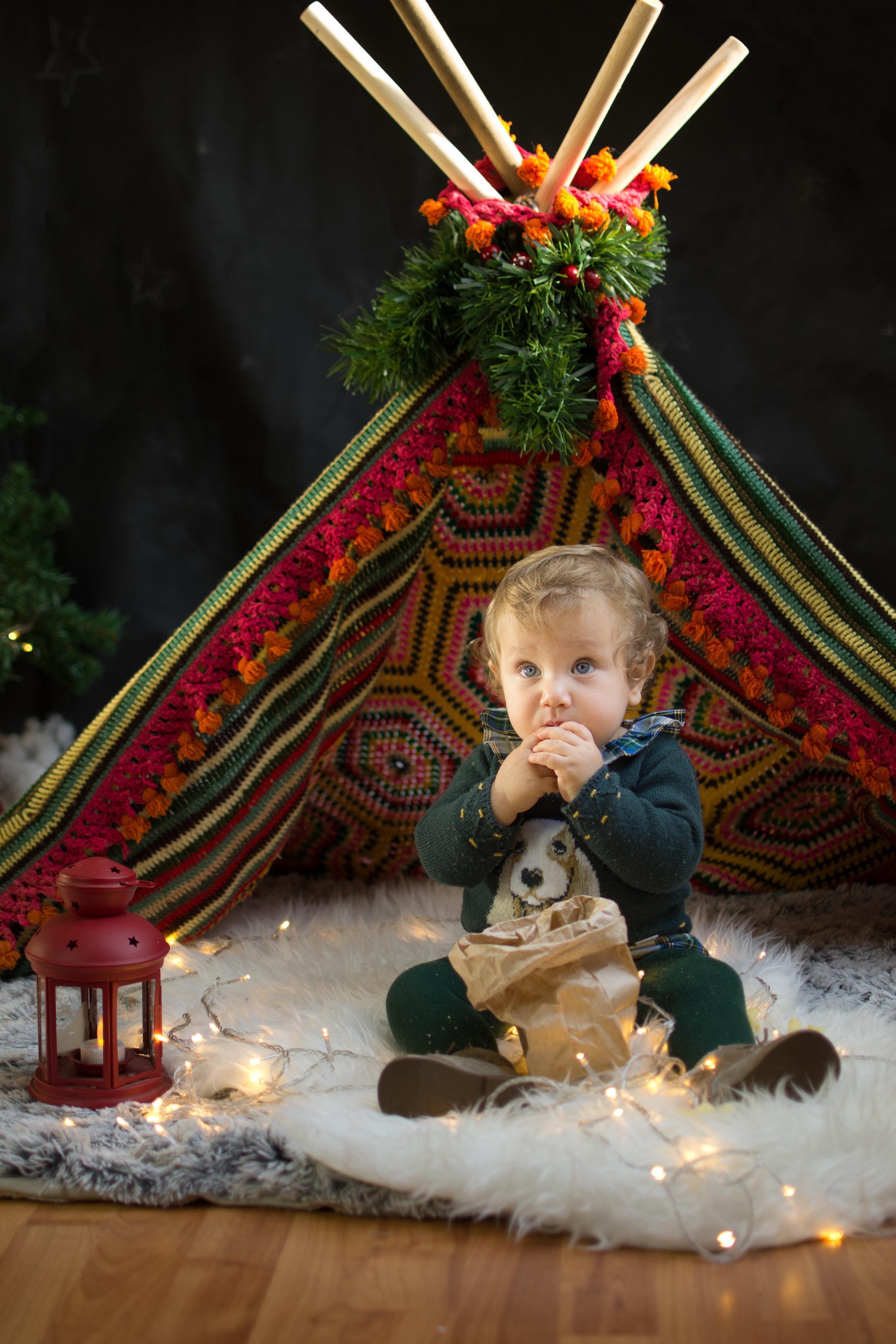 Mini sesiones Navidad
