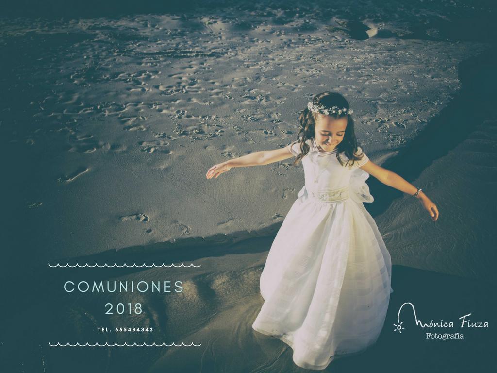 Fotografia Comunion Galicia