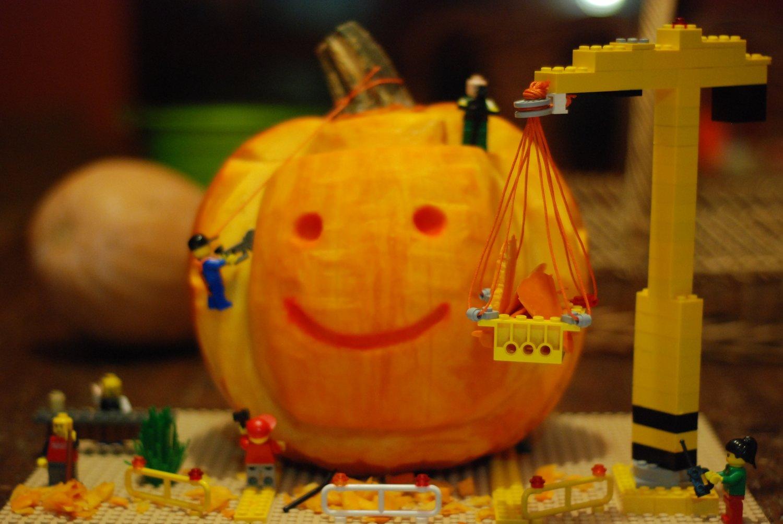 Calabaza Halloween Samain