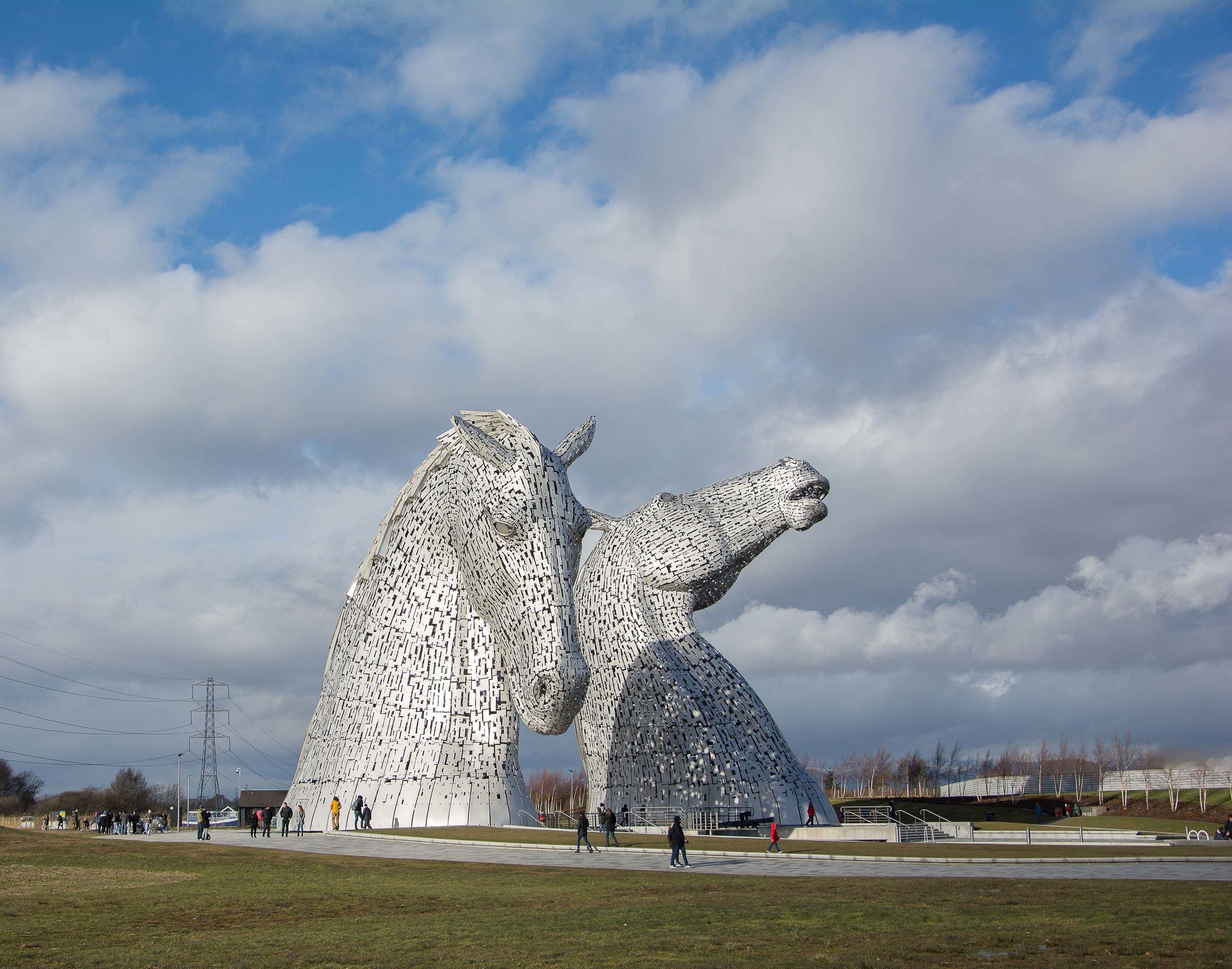 siete días en Escocia