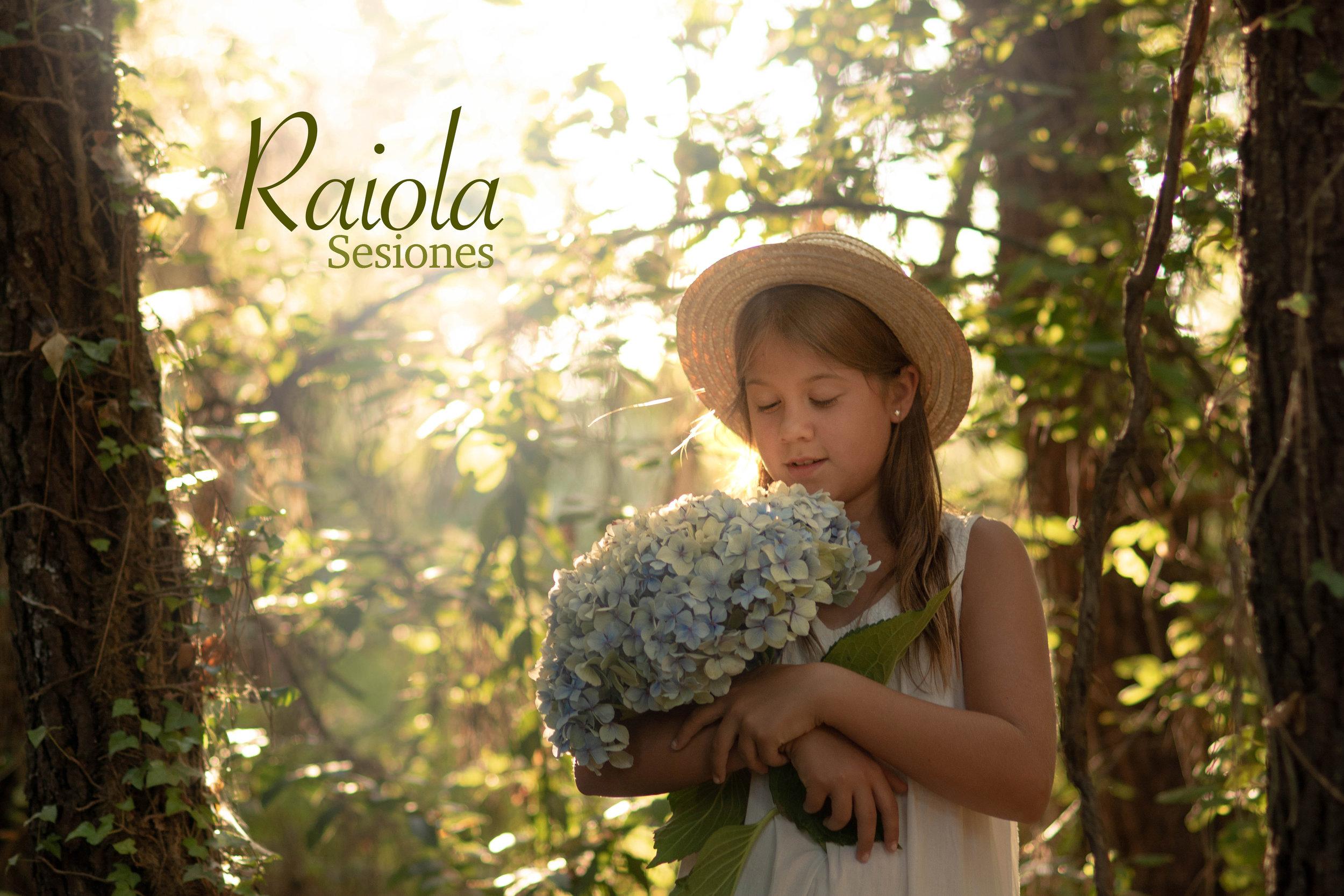 Sesiones en el campo Raiola