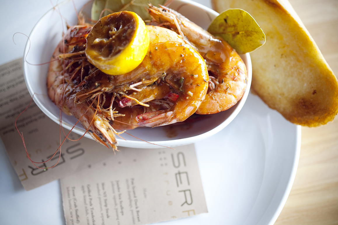 New Orleans BBQ Shrimp 2 by Heidi Geldhauser.jpg