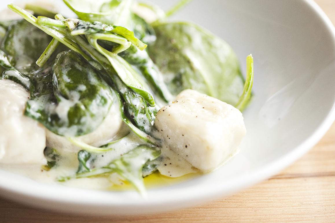 Parmesan Ricotta Dumplings with Spinach by Heidi Geldhauser.jpg