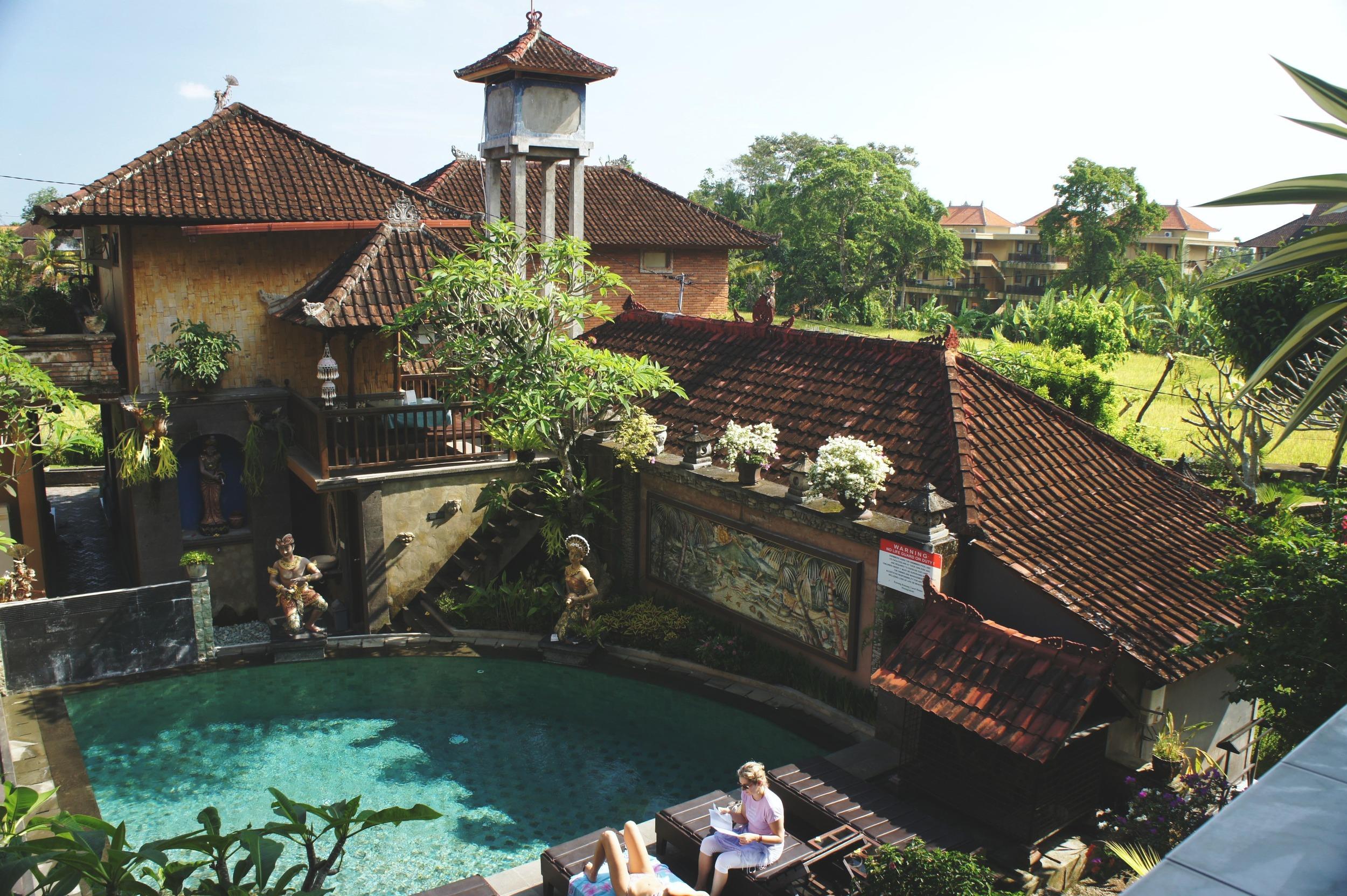 Kunang Kunang Guesthouse Pool