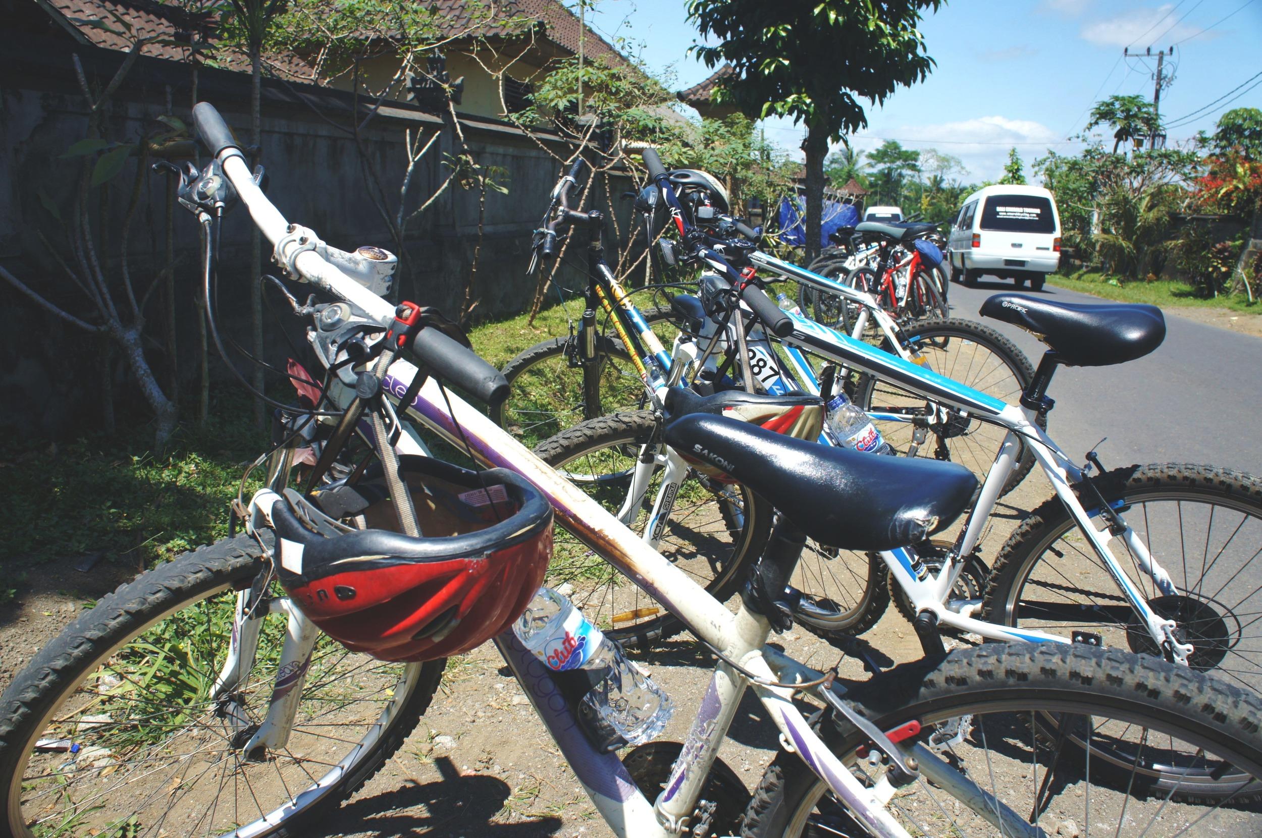 Bali Bike Tour