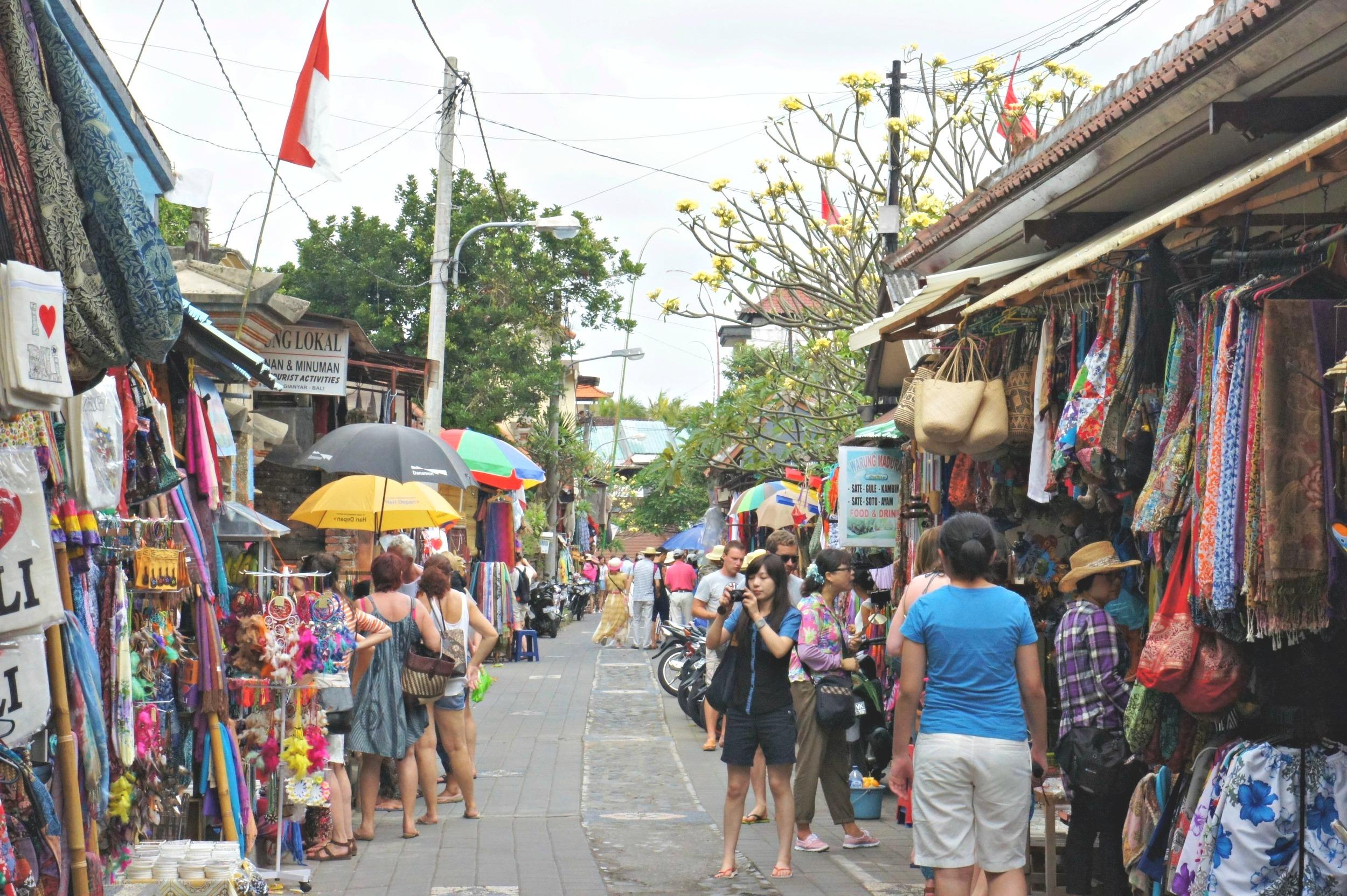 Ubud Art Markets