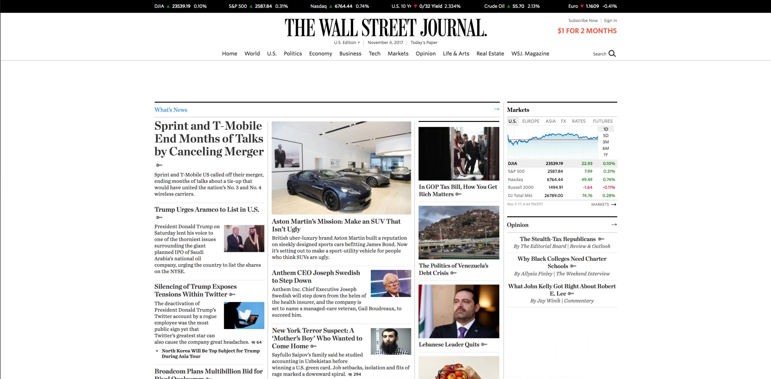 The Wall Street Journal -