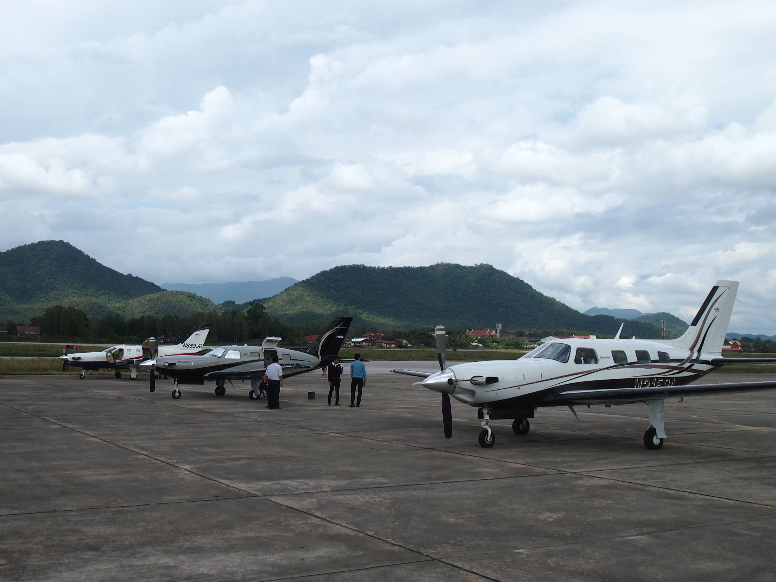 Vietianne, Laos