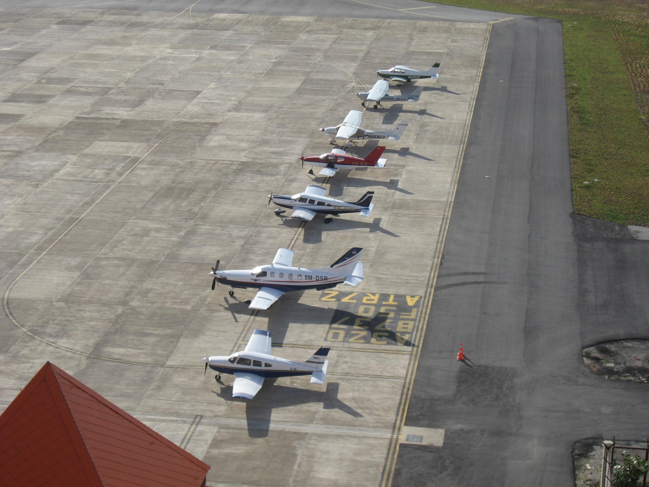 Terengganu, Malaysia Fly-out