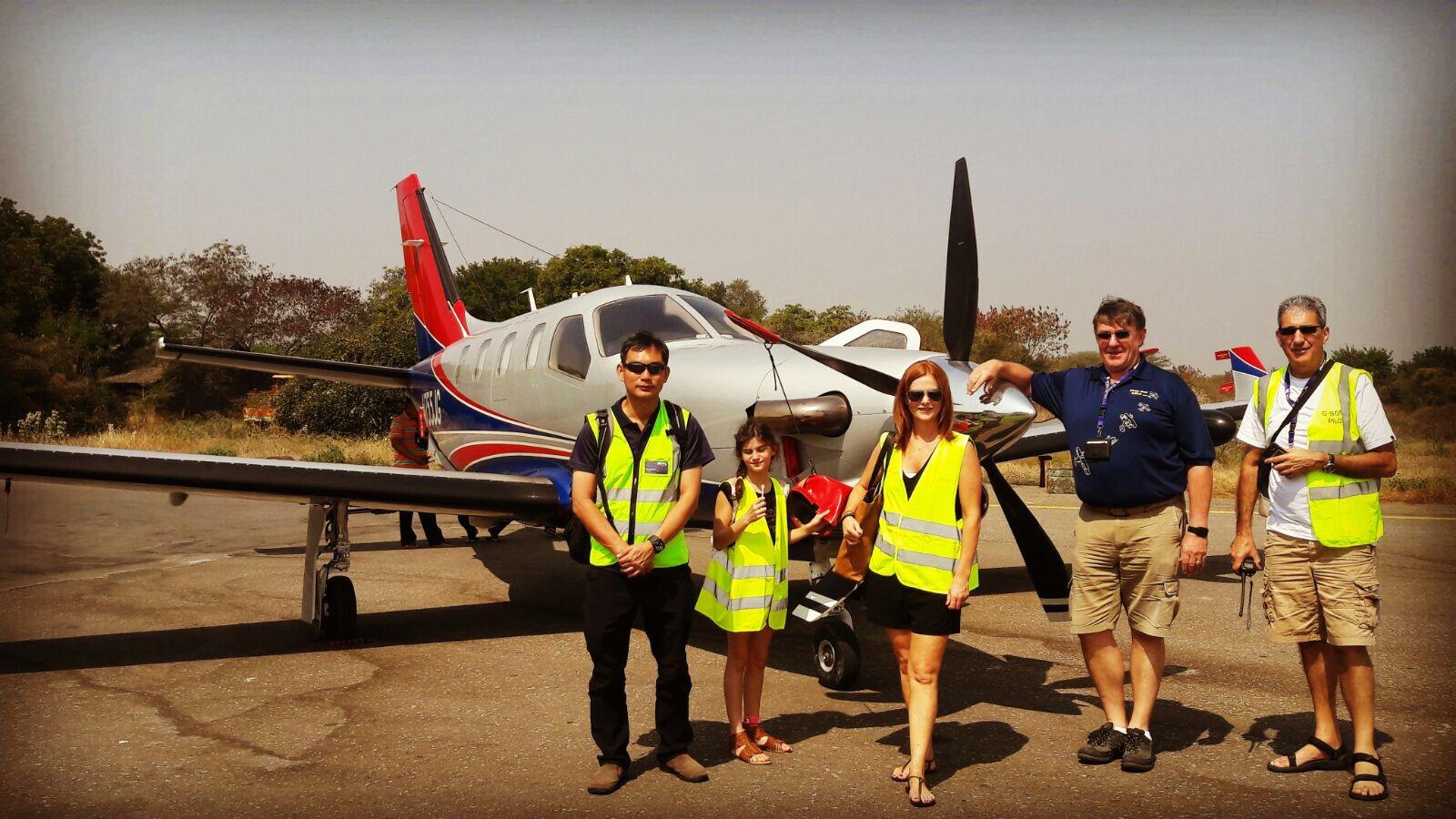 In Bagan, Myanmar Fly Tour 2017
