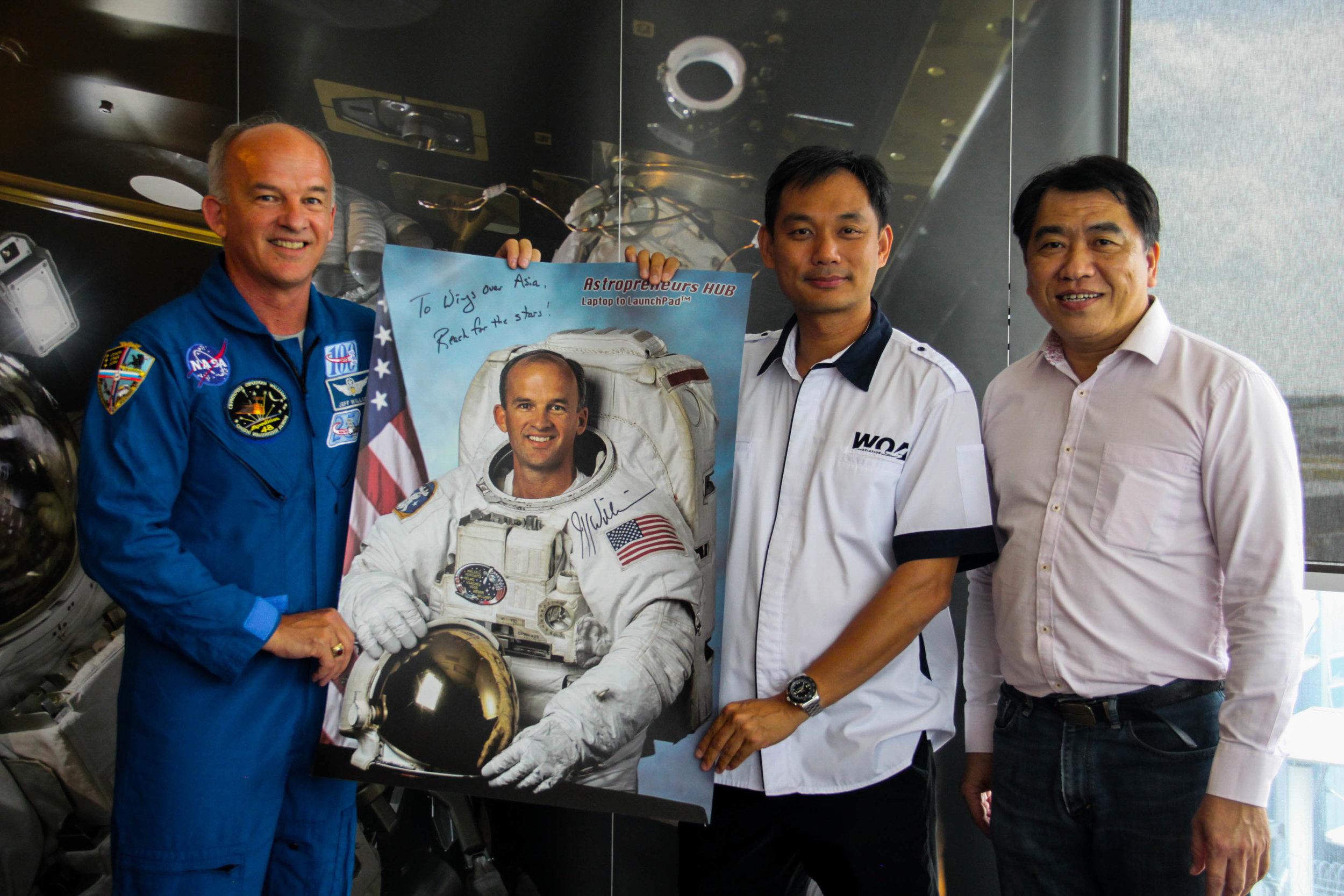 Meet NASA Astronaut & Reach for the Stars!