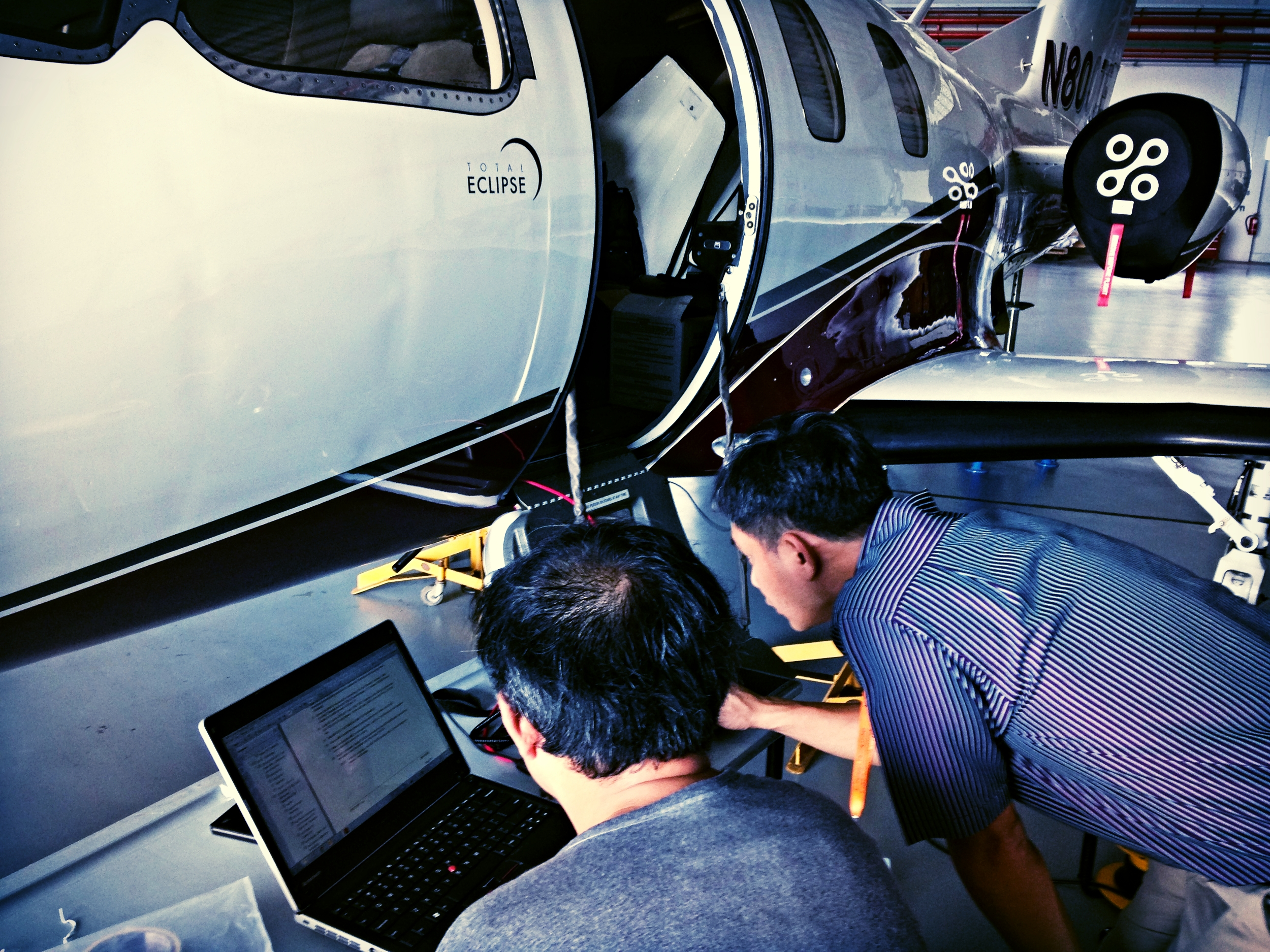 In-house licensed engineers for maintenance and care of members' aircraft