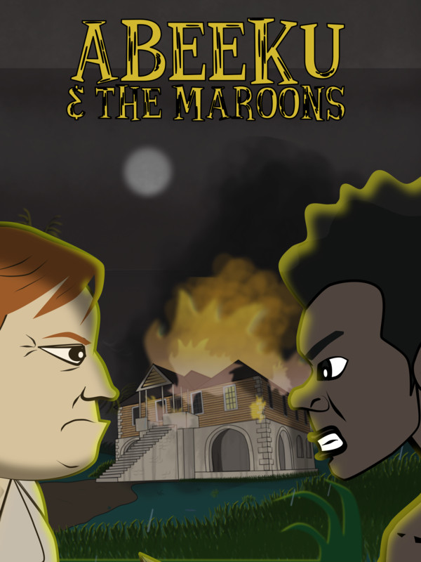 Abeeku and the Maroons poster.jpg