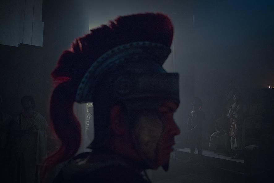Roman empire- reign of blood    Netflix