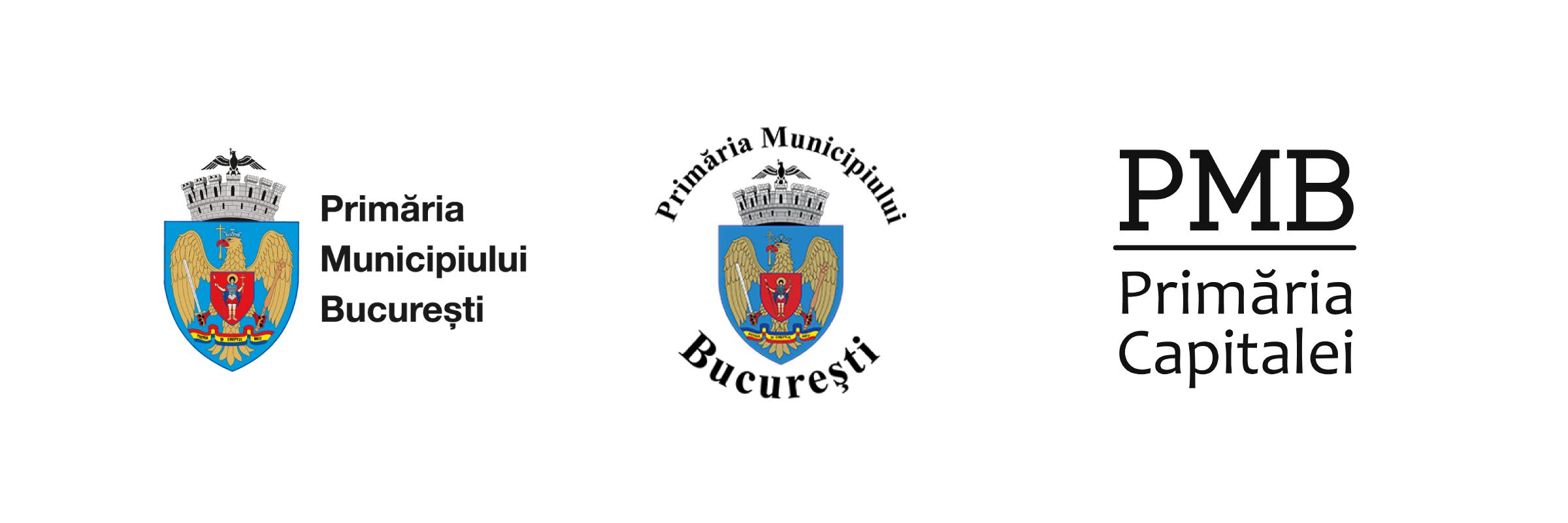 Un sfert din logo-urile Primăriei Municipiului București