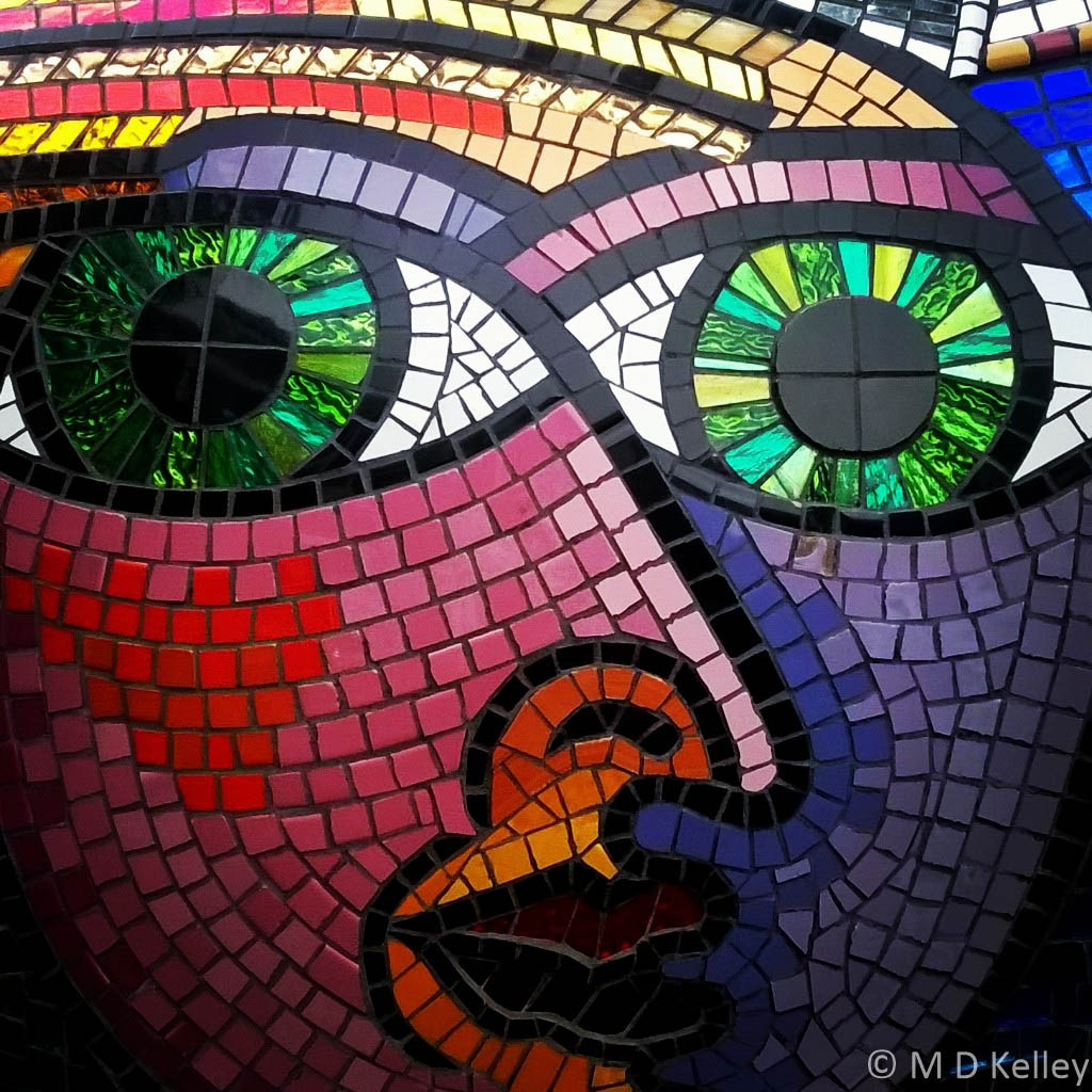 Mosaic Face, Birrarung Marr, Windows Phone.jpg