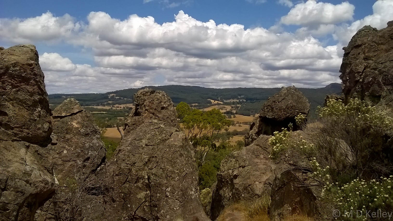 Summit rocks at Hanging Rock, Victoria, Windows Phone.jpg