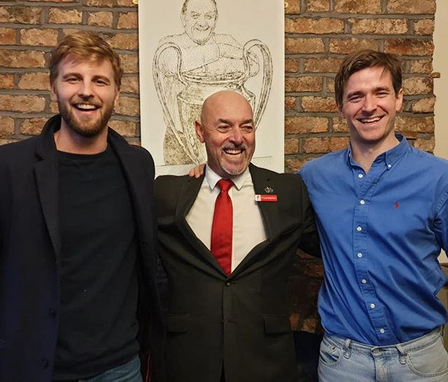 Throwback to last Saturday with Jane and our ambassadors, Harry and Rory pictured with Bruce Grobbelaar at the LFC Foundation Legends Charity Match '19. We love having the opportunity to share what we do with some of Liverpool's most loved people.  #liverpool #hotelTIA #YNWA #jamesplaceuk