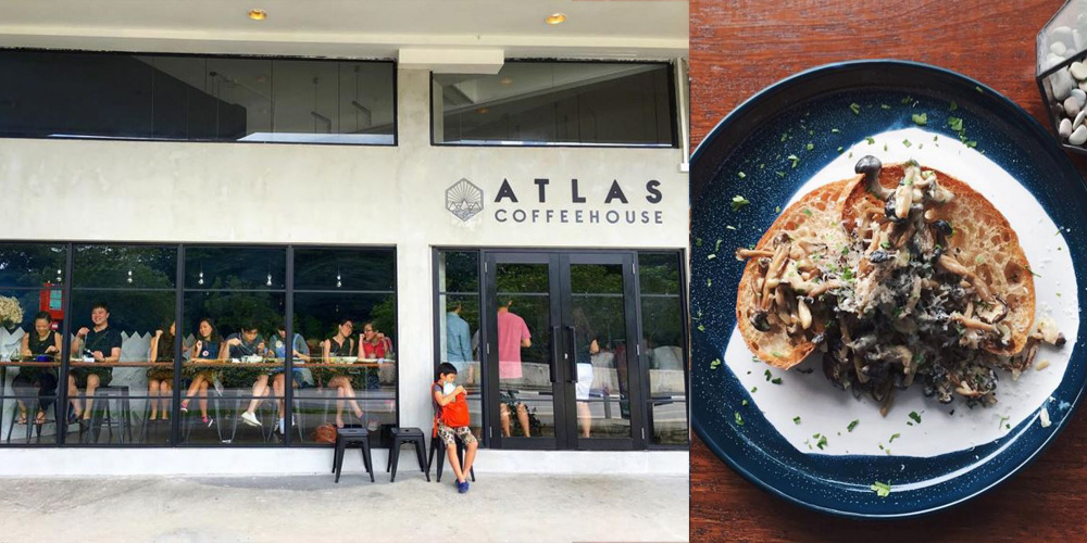 photo credits to @czhimin,Atlas Coffee House IG