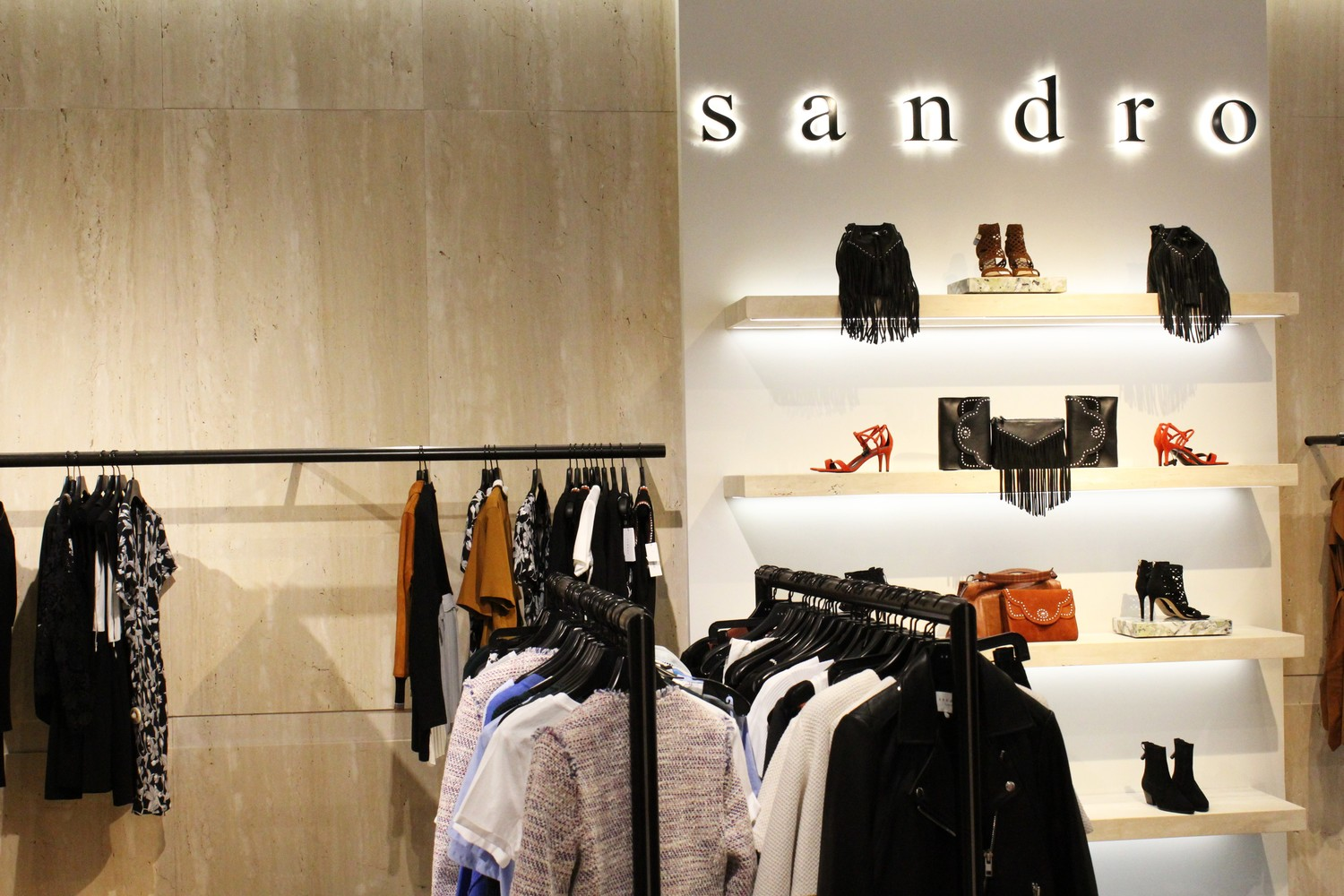 SAndro Store in NYC