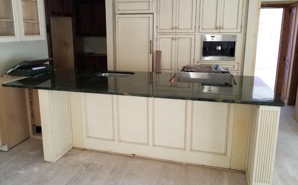 Regia Granite Kitchen