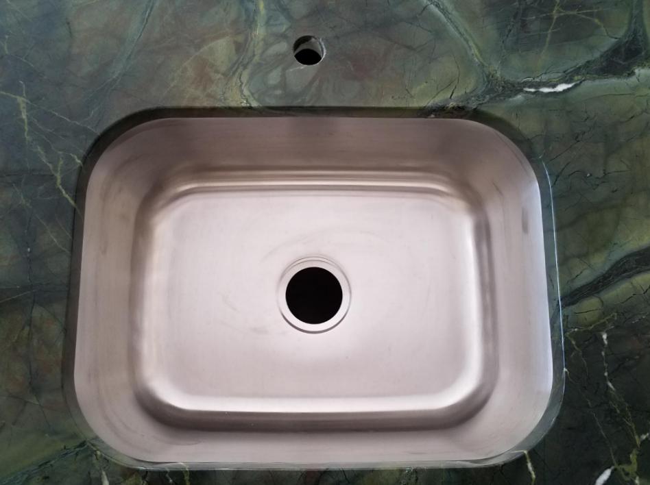 vittoria regia granite sink