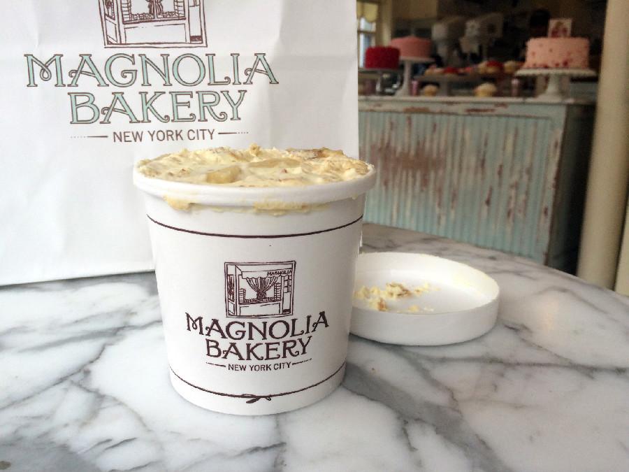 MAgnolia BAkery - NYC