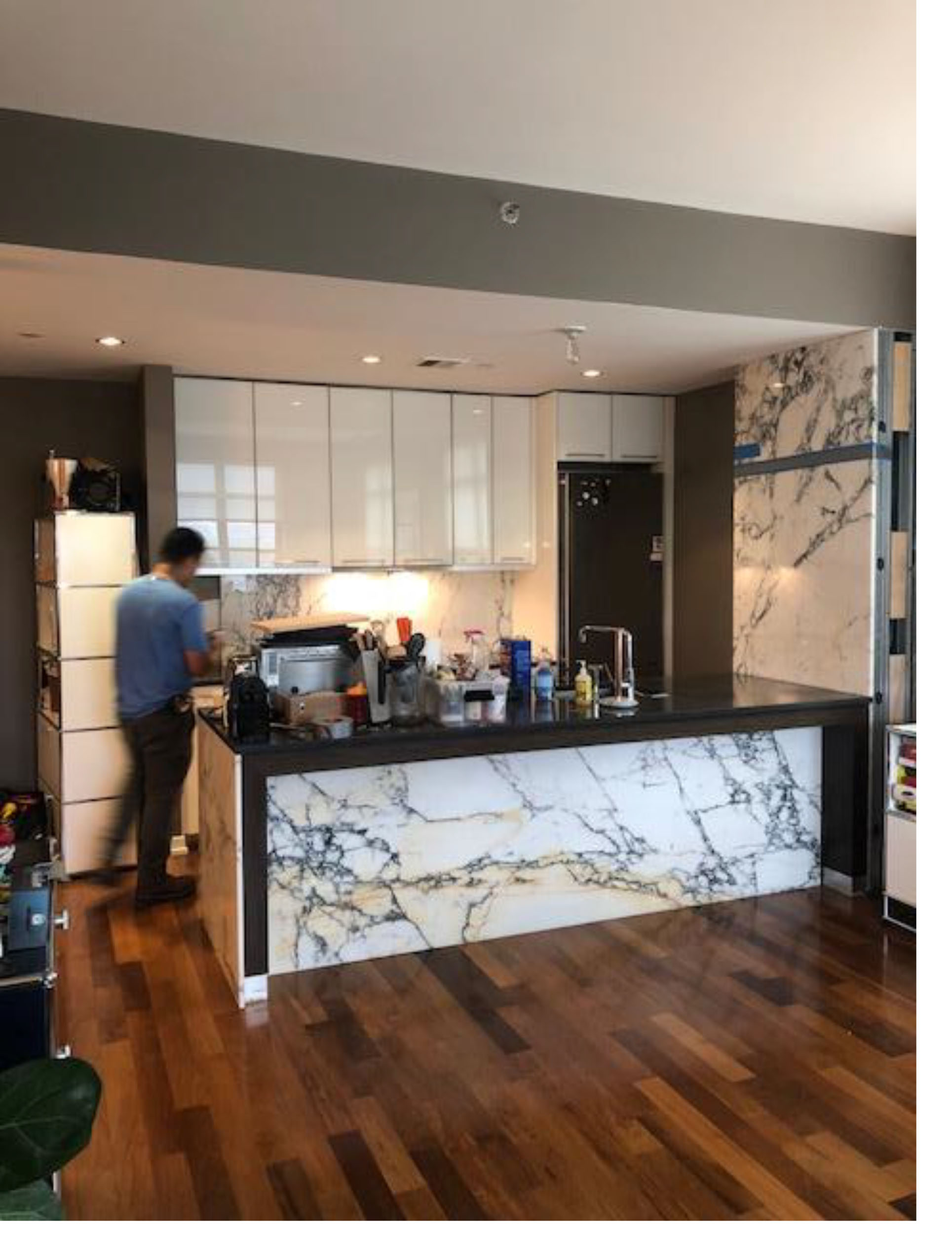 - FORO MARBLE CO.Foro Marble CompanyNew Kitchen Install - Counters