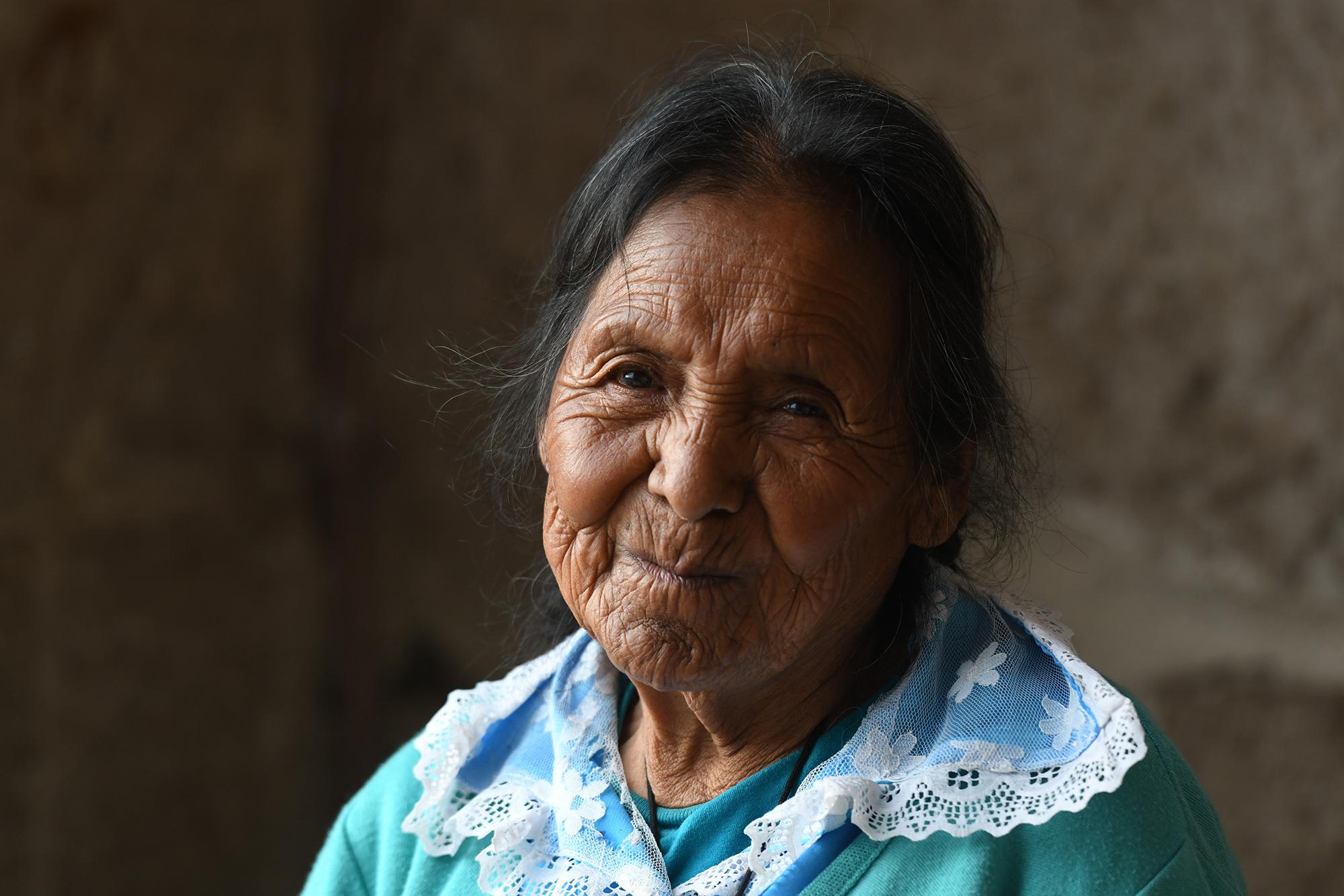 Abuelita. Michocán, México.
