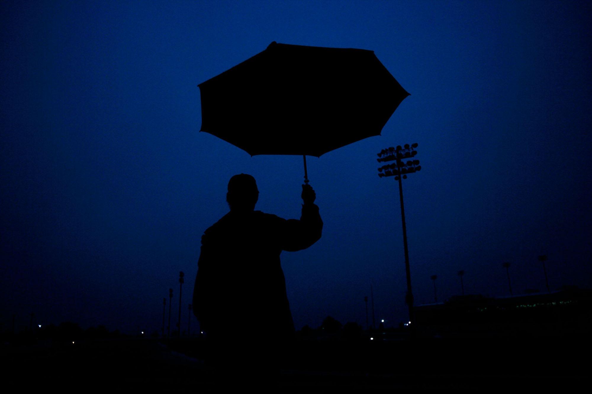 Umbrella. Monticello, NY.