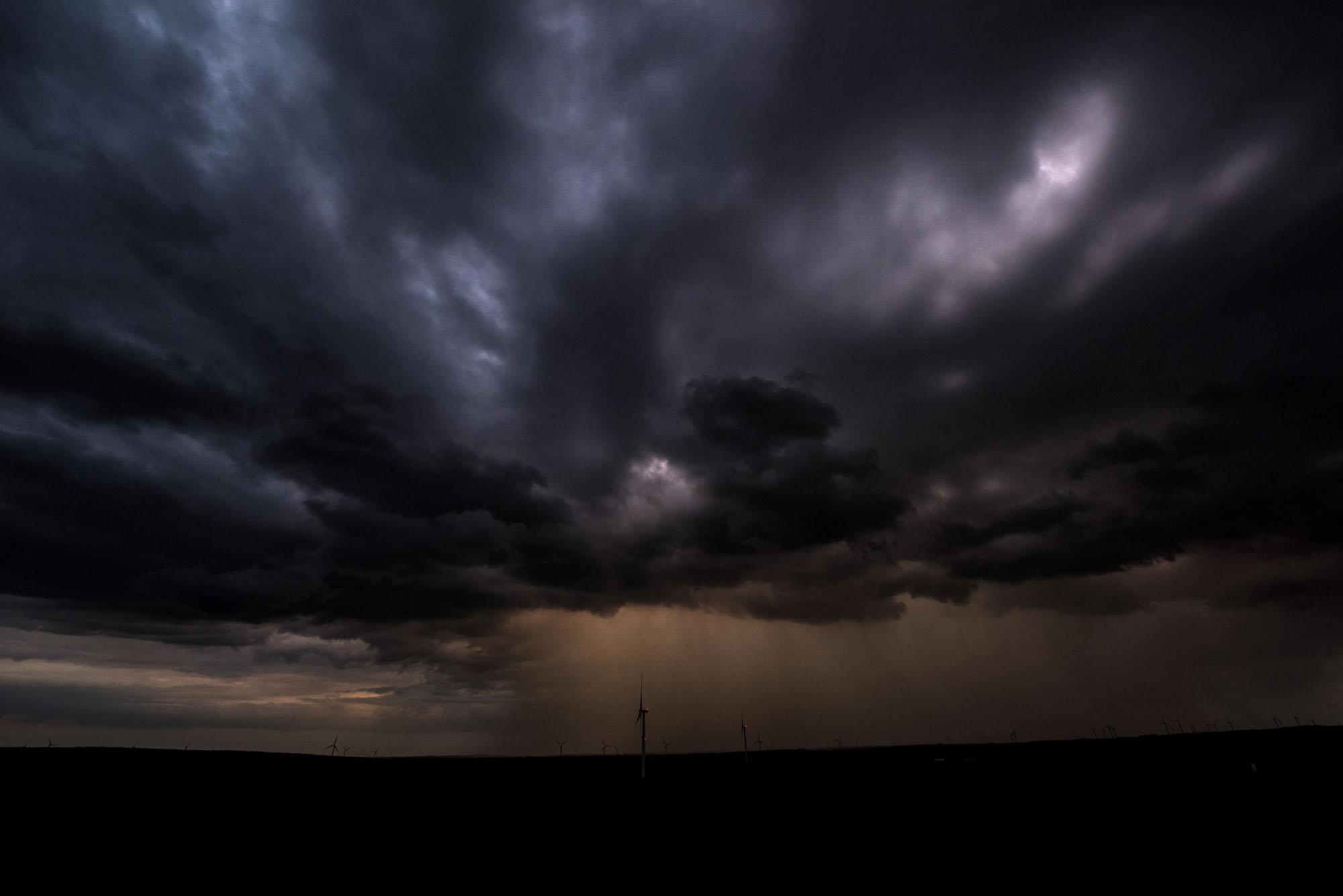 Windmills. Norfolk, NE.