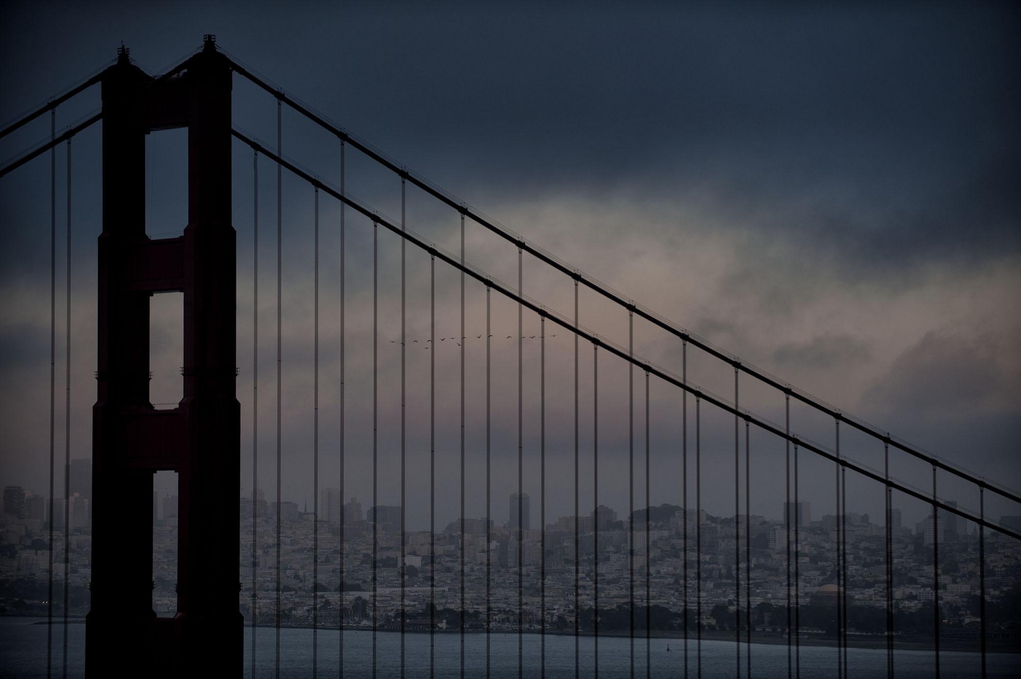 Golden Gate. San Francisco, CA.