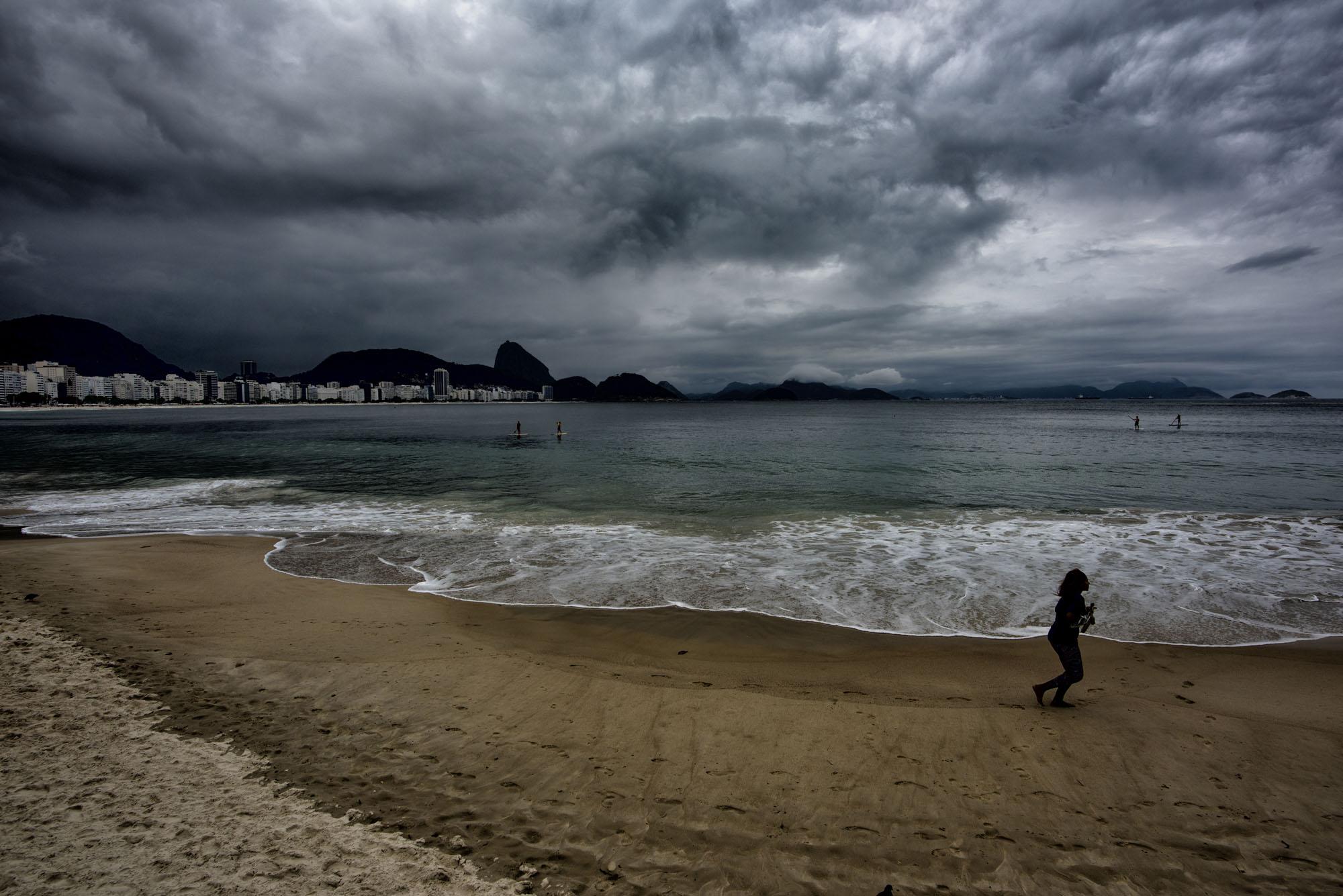 Copacabana. Rio de Janeiro, Brazil.