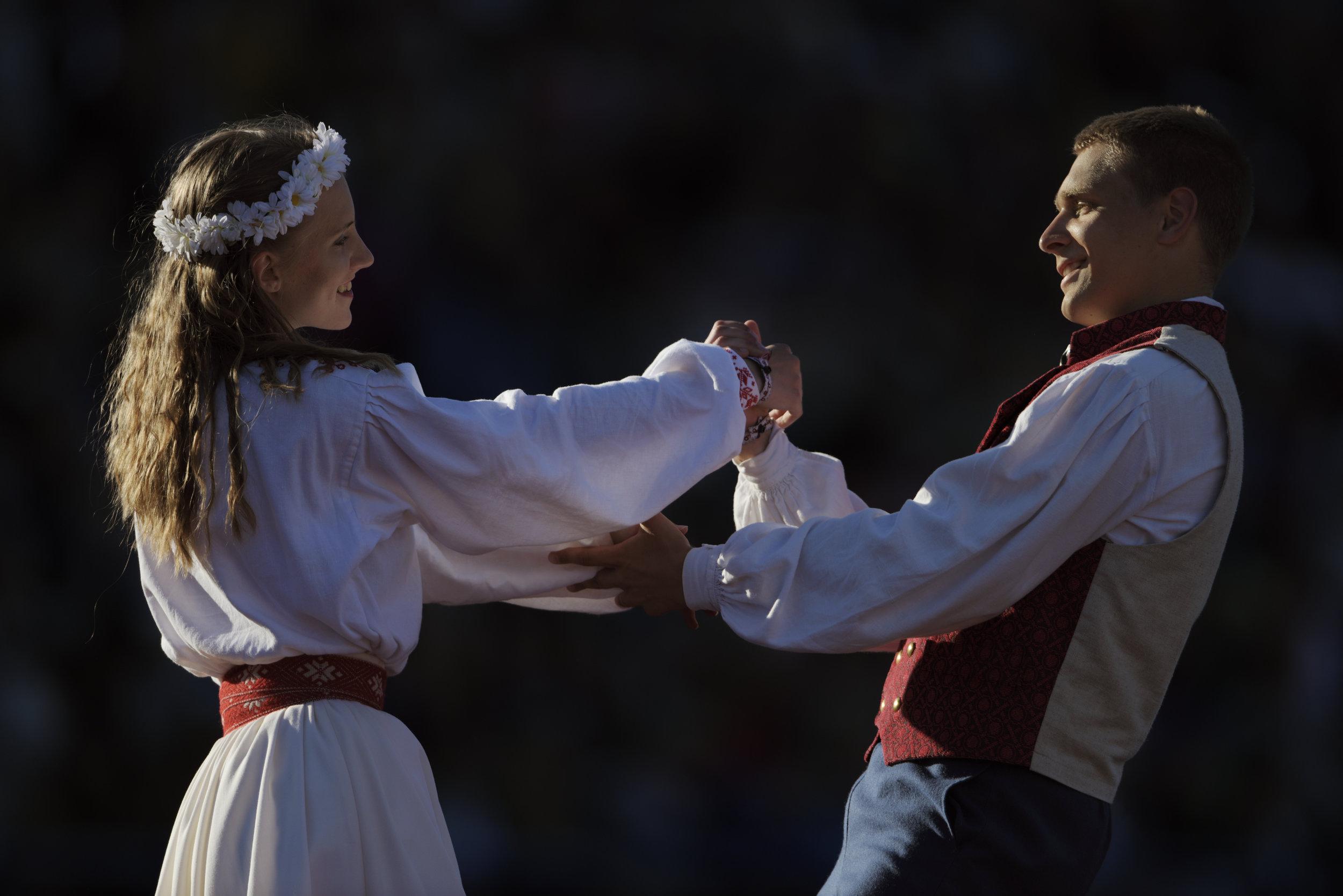 Tallinn, EstoniaDance Festival