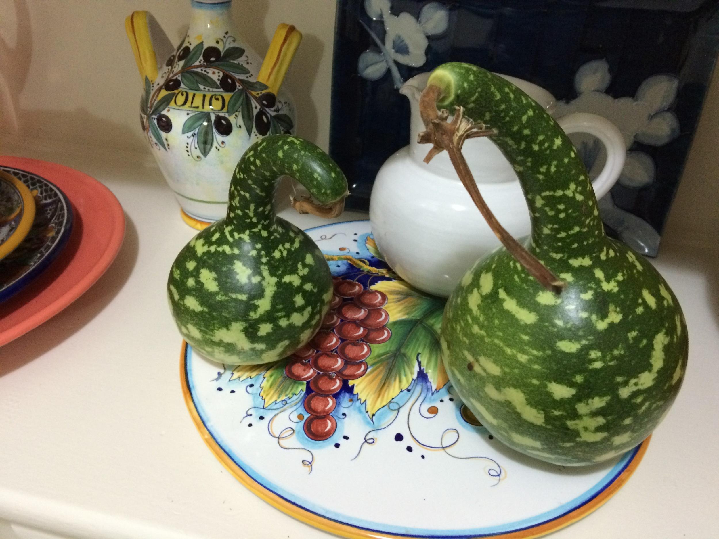 Kitchen+decor+with+green+gourds.jpeg